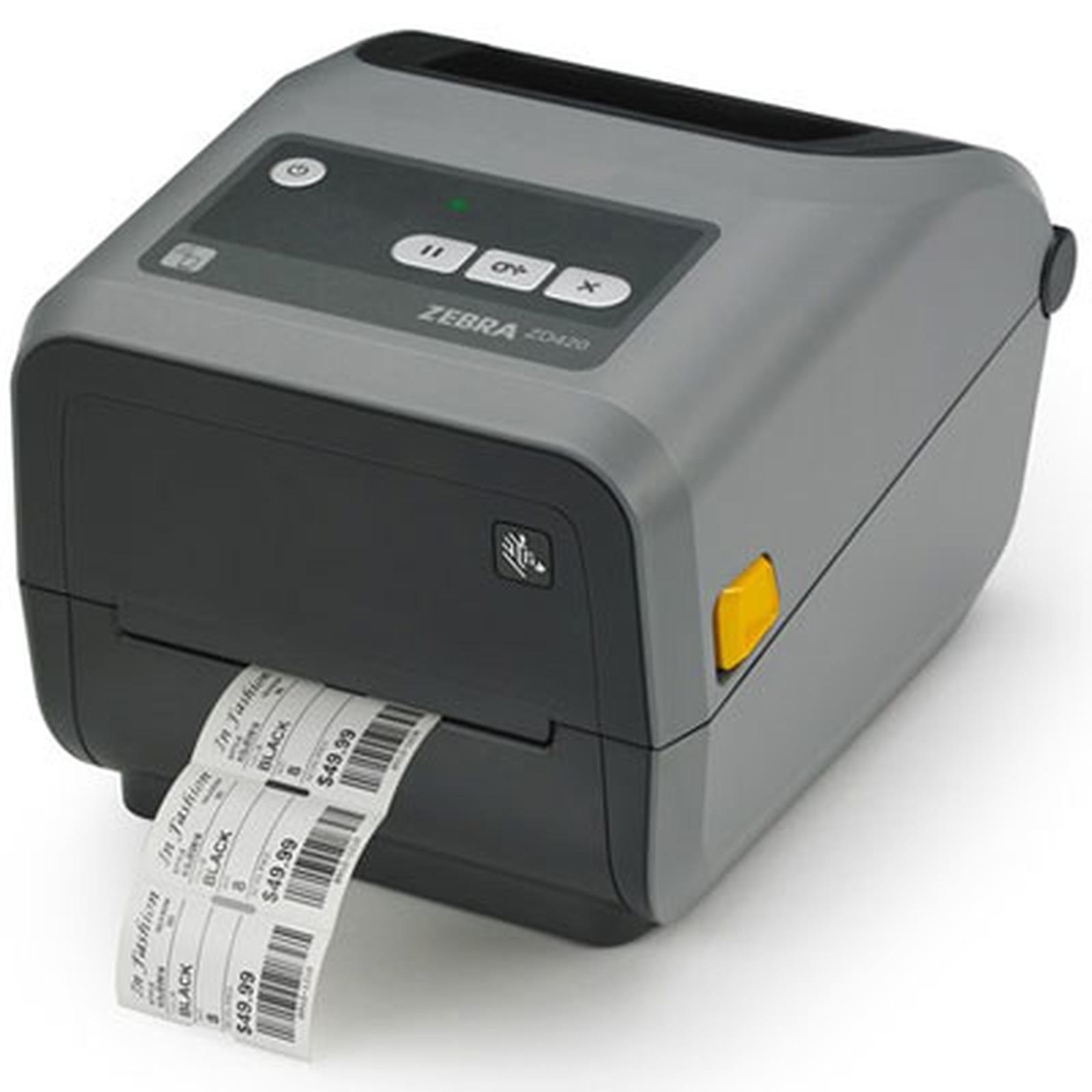 Zebra TTC Print ZD420