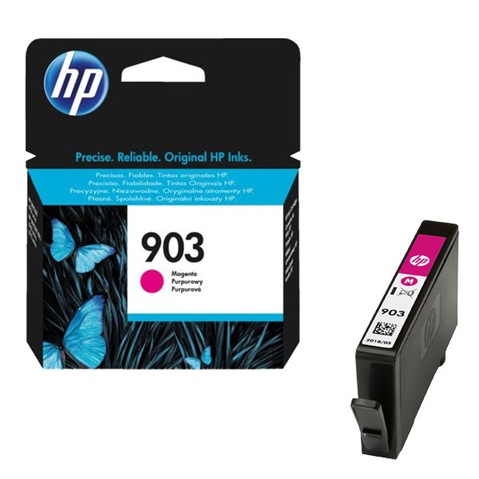 HP 903 Inkjet Cartridge - T6L91AE