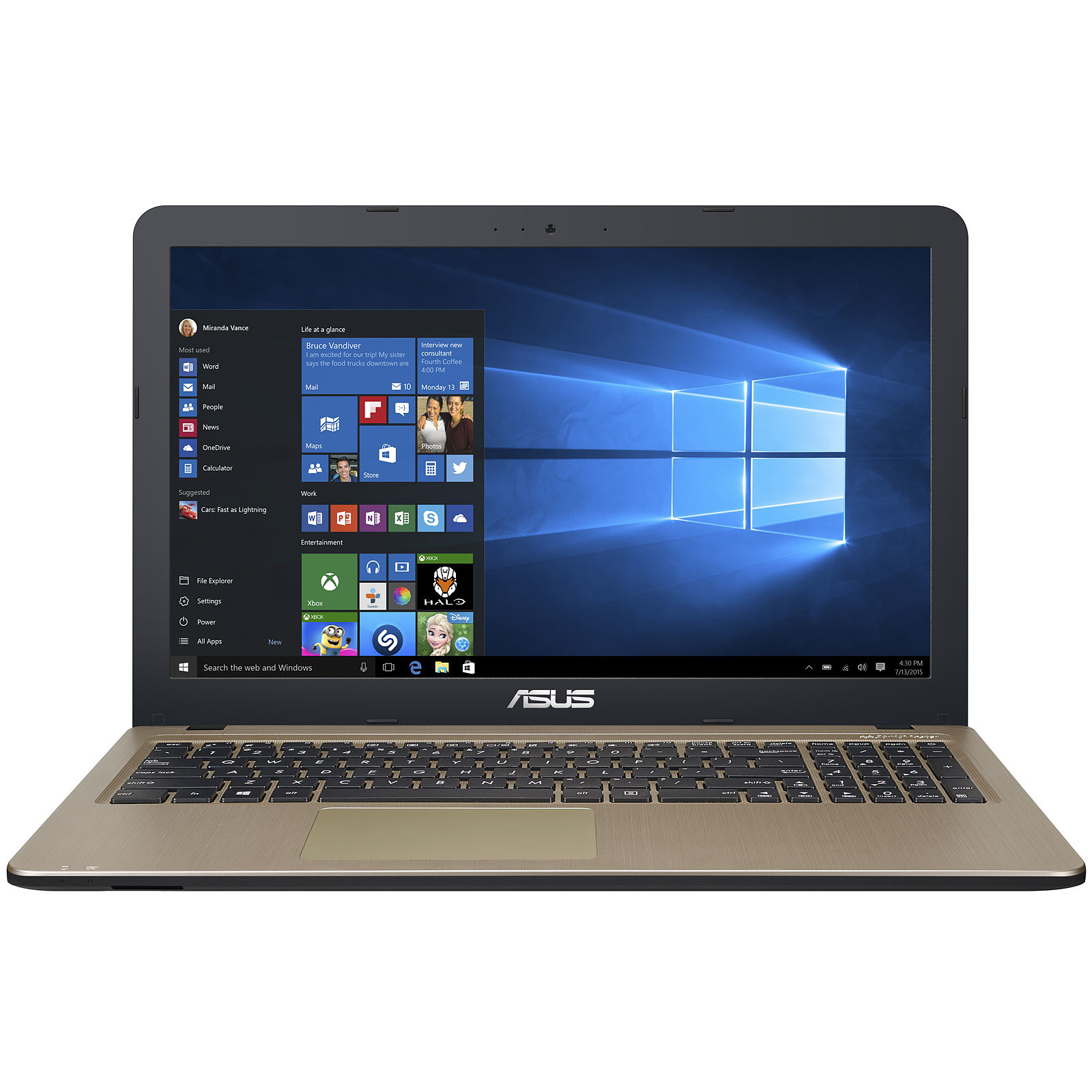 asus a540la xx373t occasion pc portable asus sur ldlc. Black Bedroom Furniture Sets. Home Design Ideas