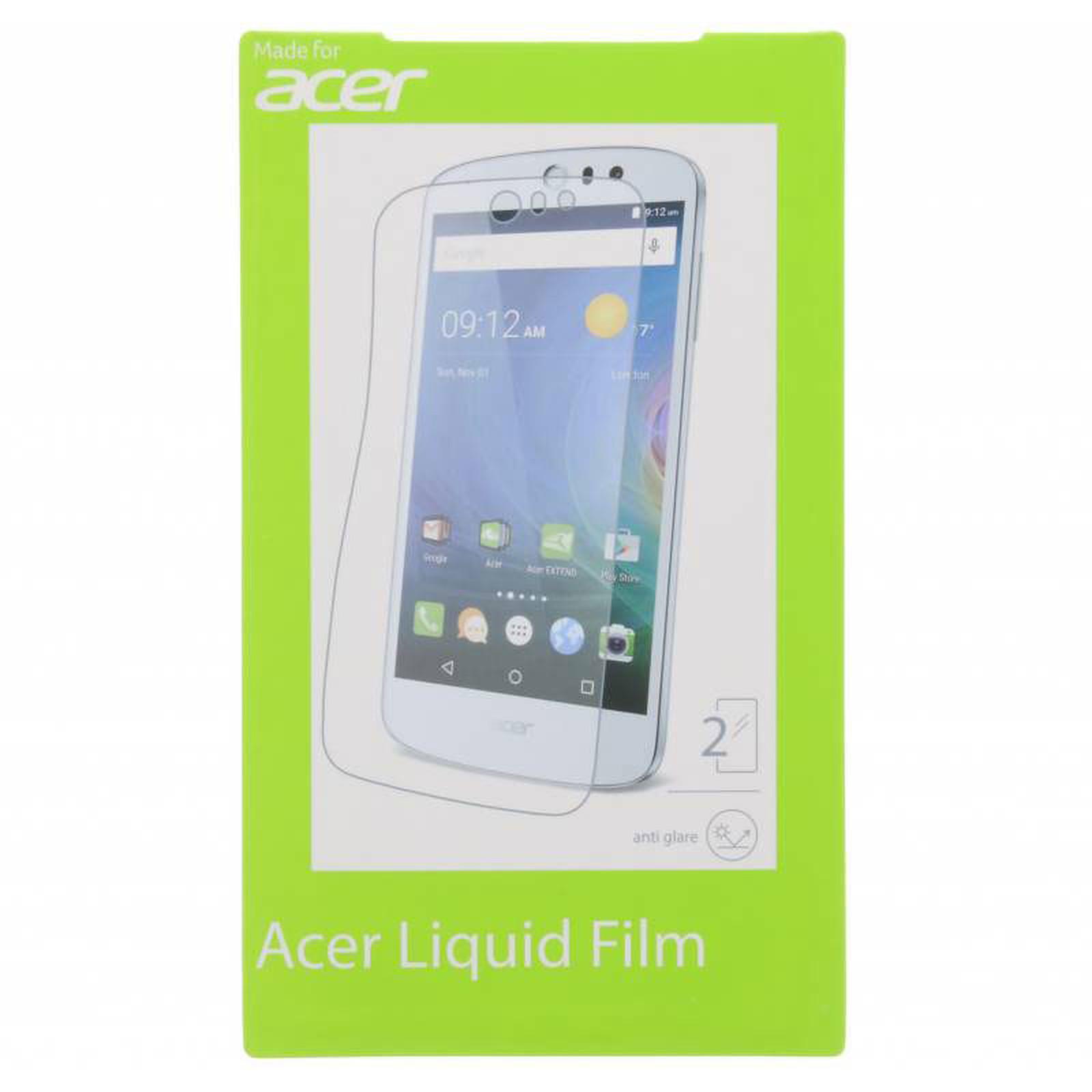 Acer Film de protection Liquid Zest 3G/4G
