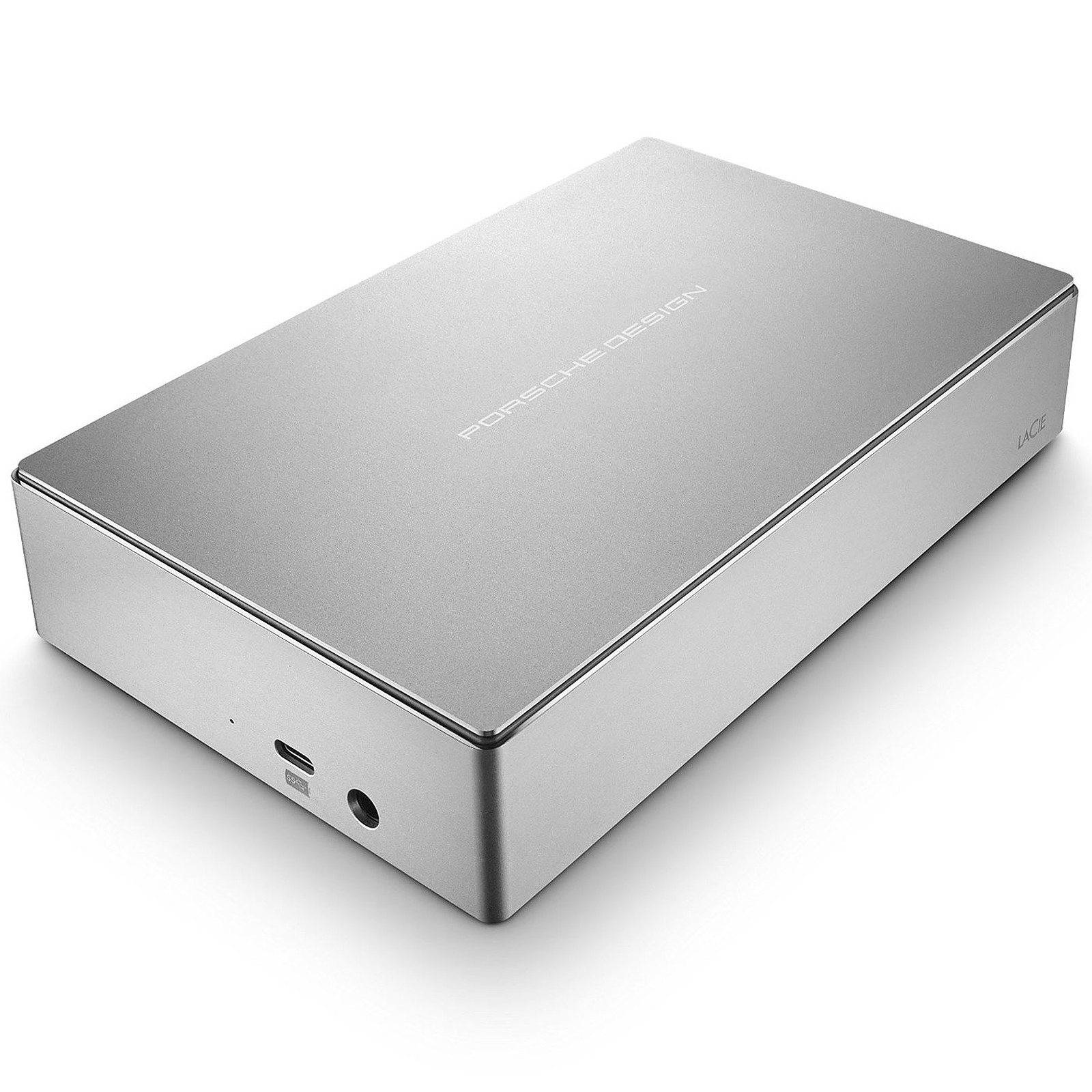 LaCie Porsche Design Desktop Drive 8 To (USB 3.1)