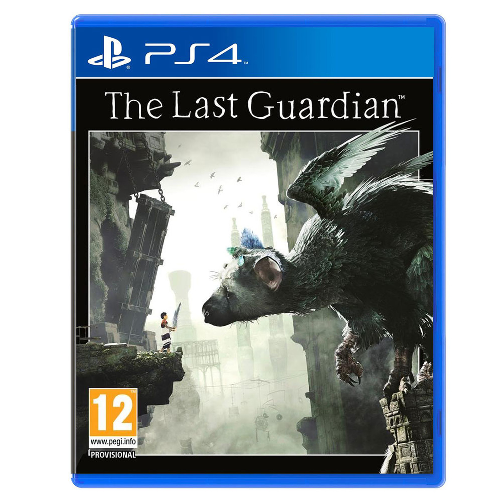 The Last Guardian (PS4)