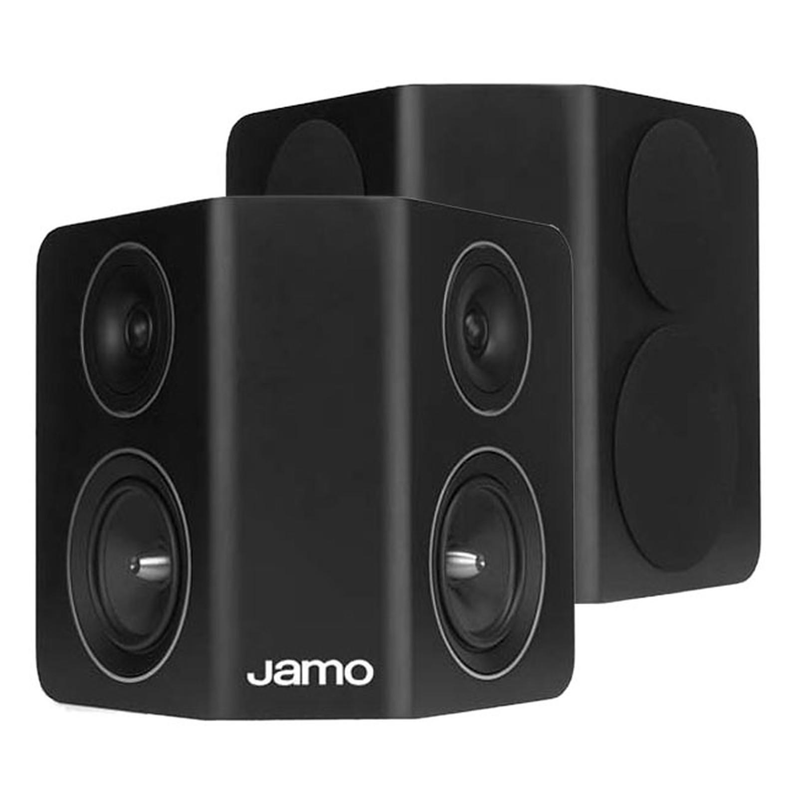 Jamo C10 SUR High Gloss Black