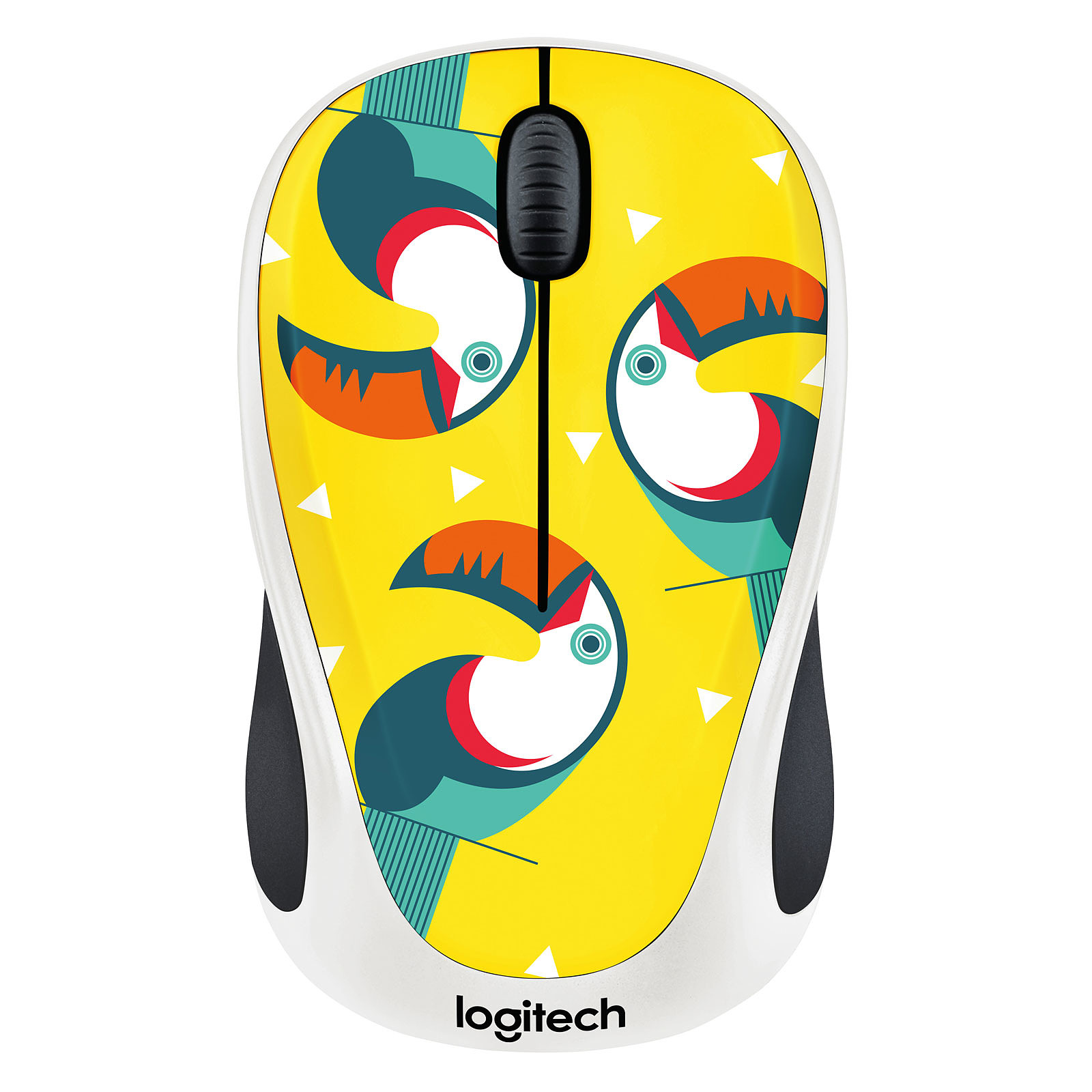 Logitech M238 Wireless Mouse (Toucan)