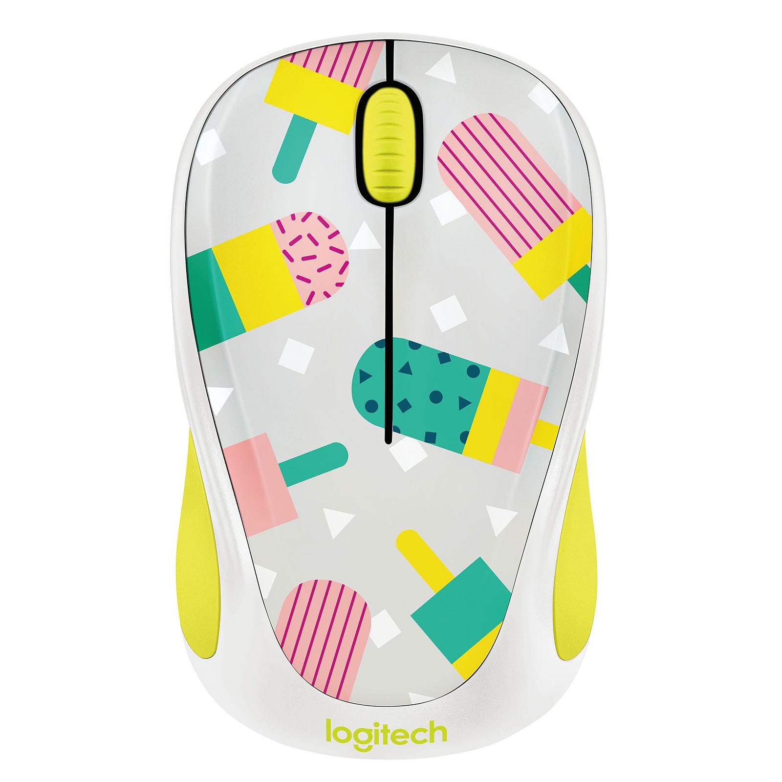 Logitech M238 Wireless Mouse (Glaces)