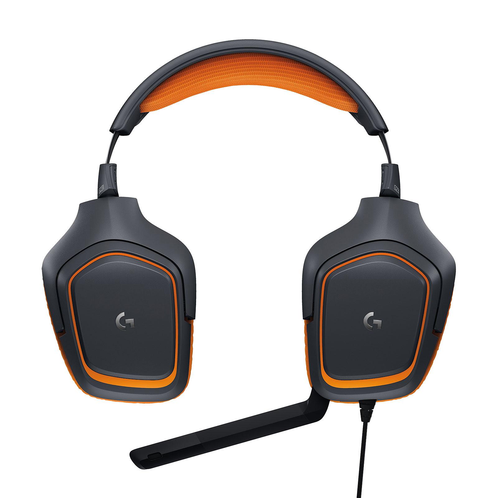 logitech casque gaming g231
