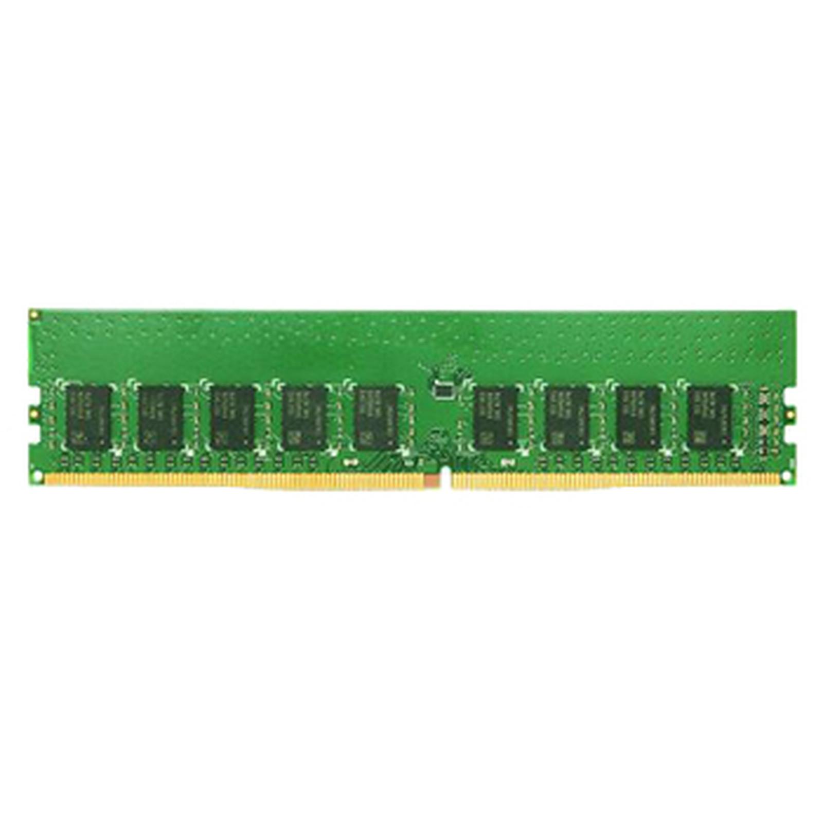 Synology 8 Go (1 x 8 Go) DDR4 ECC UDIMM 2133 MHz CL15 (RAMEC2133DDR4-8G)