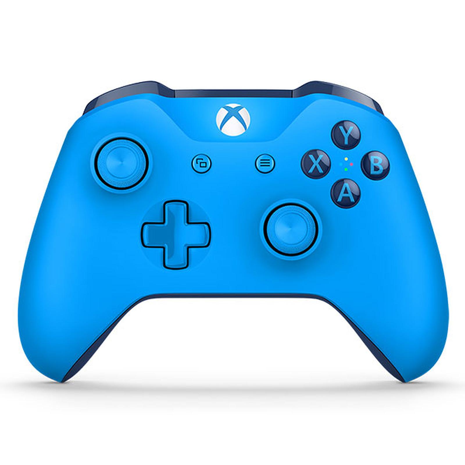 Microsoft Xbox One Wireless Controller Bleu