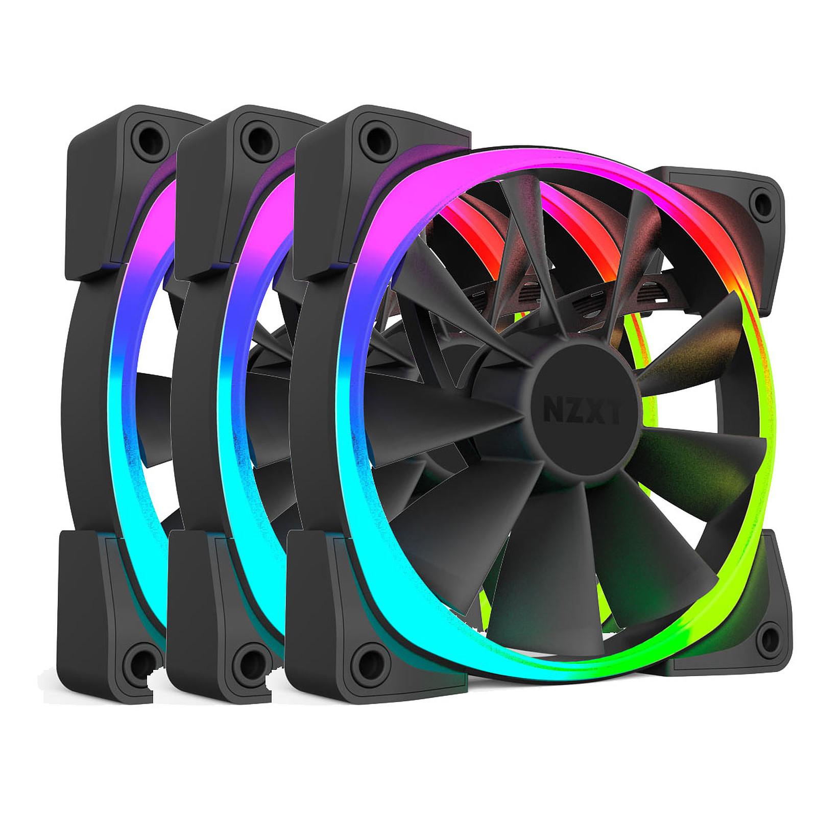 NZXT Aer RGB 120 mm Paquete triple