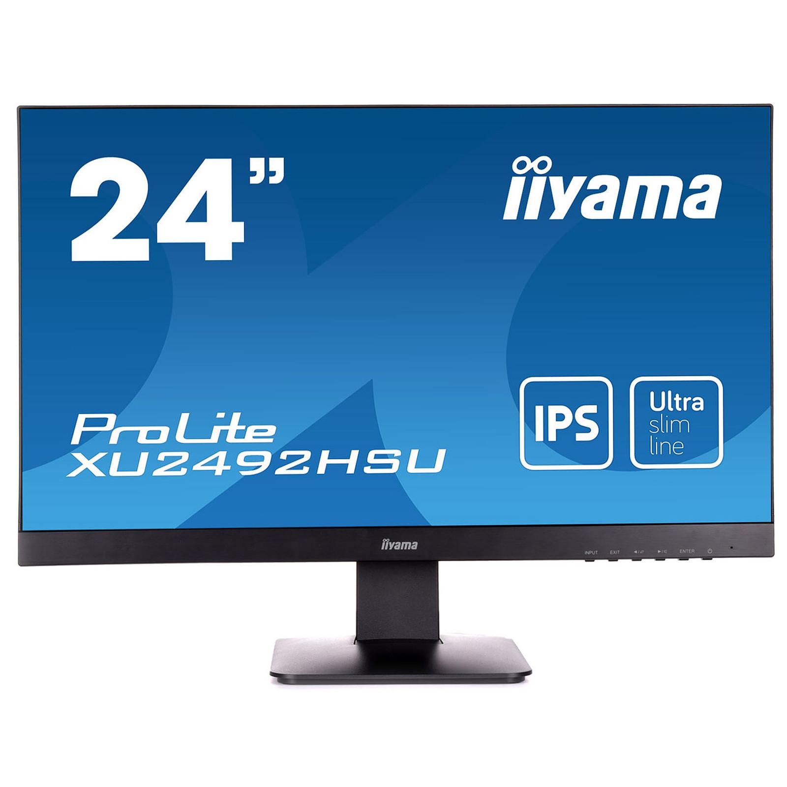 "iiyama 24"" LED - ProLite XU2492HSU-B1"