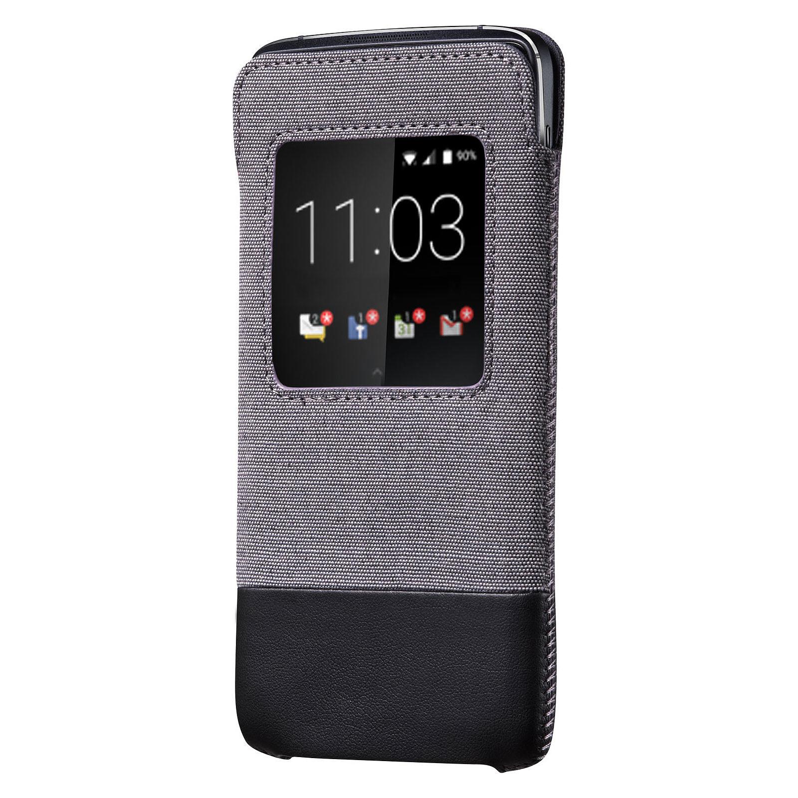 BlackBerry Smart Pocket Gris/Noir DTEK50