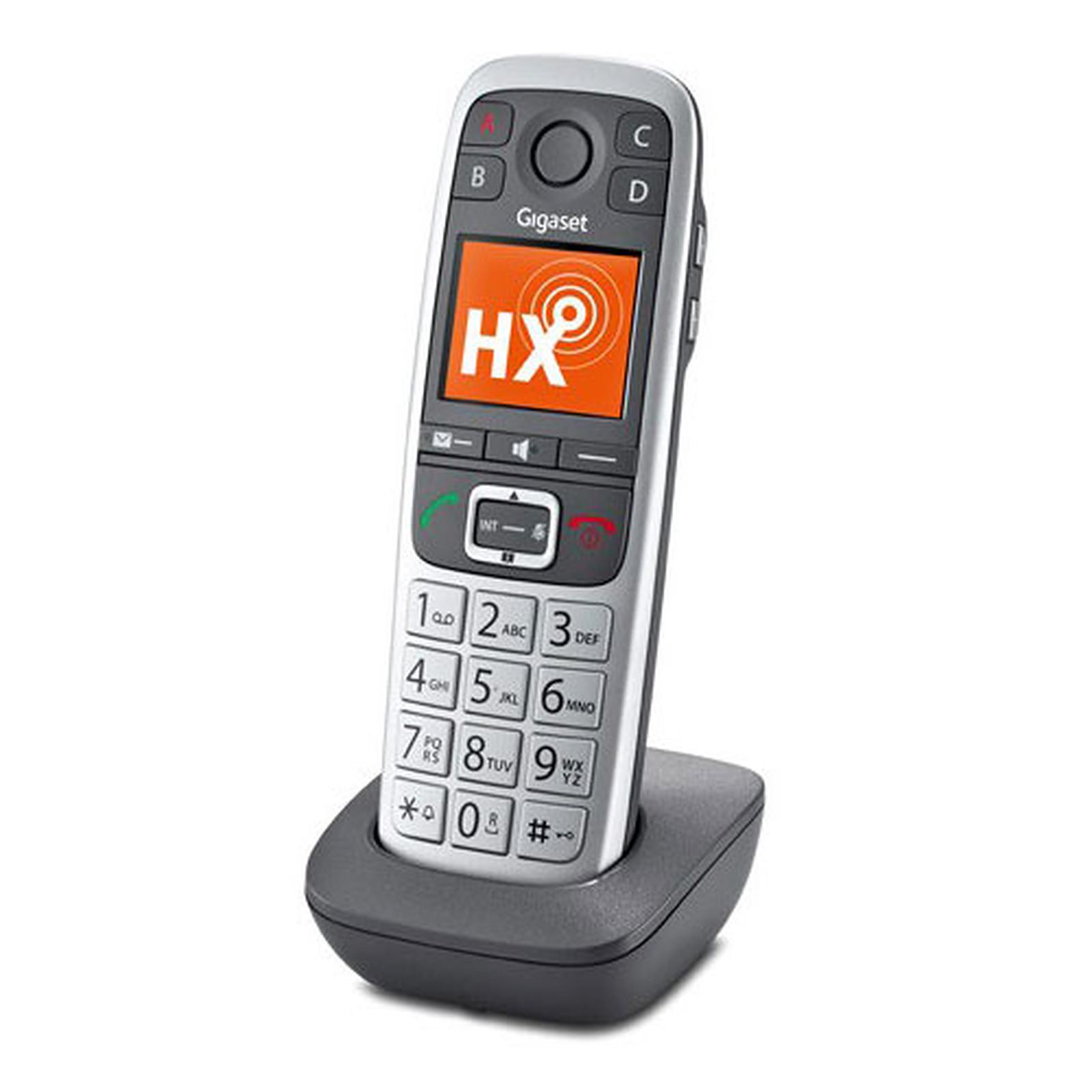 Gigaset E560hx Téléphone Sans Fil Gigaset Sur Ldlccom