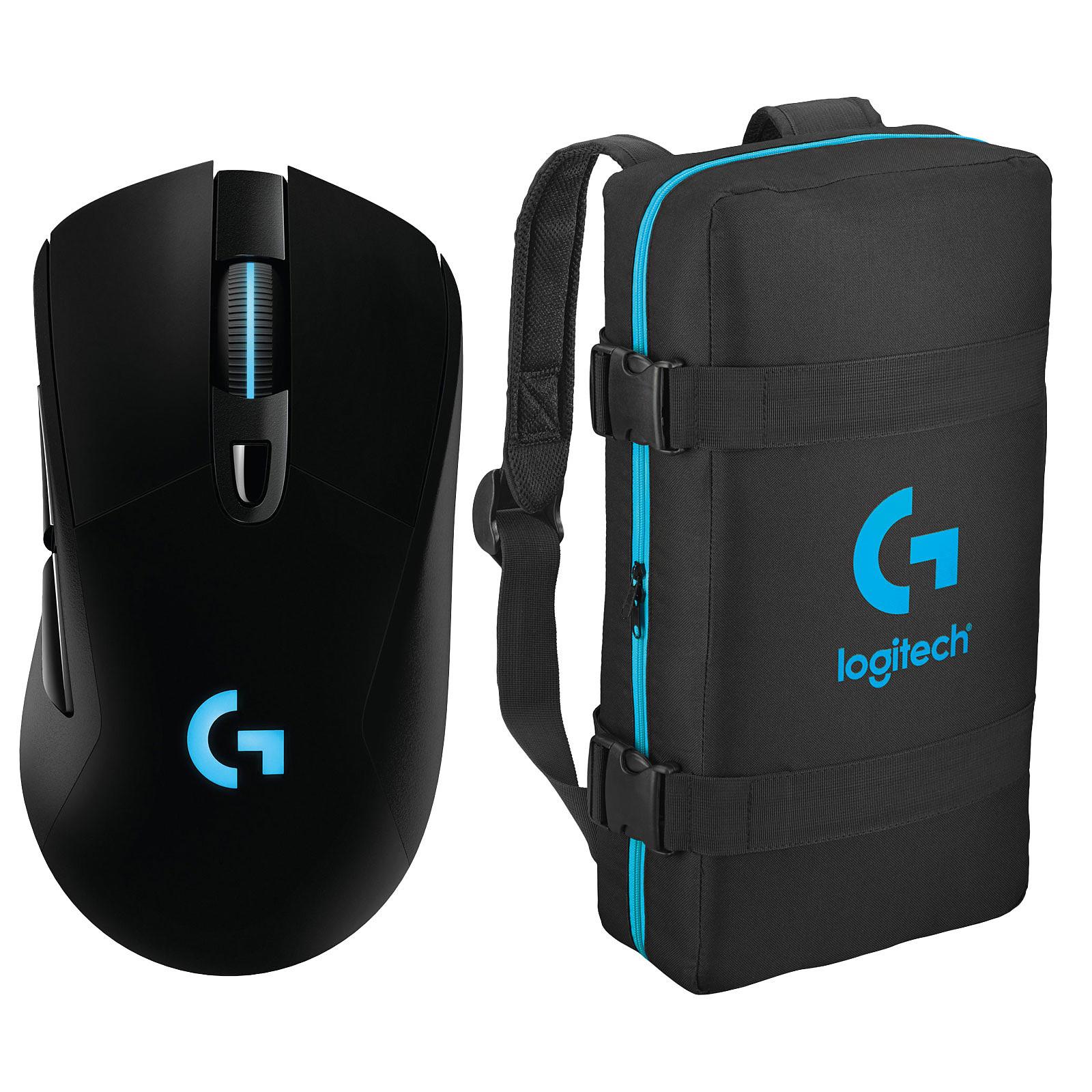 Logitech G403 Prodigy Wireless Gaming Mouse + eSport Bag OFFERT !