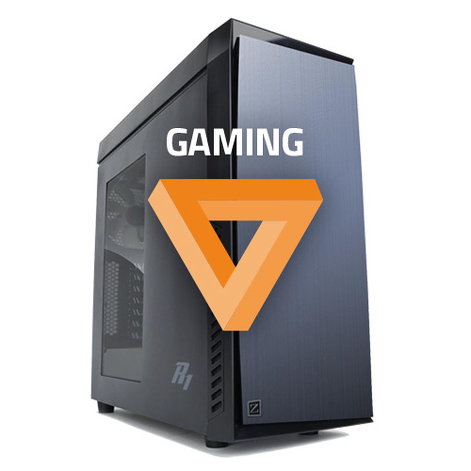 PC HardWare.fr Gaming Plus - Windows 10 Famille 64 bits (monté)