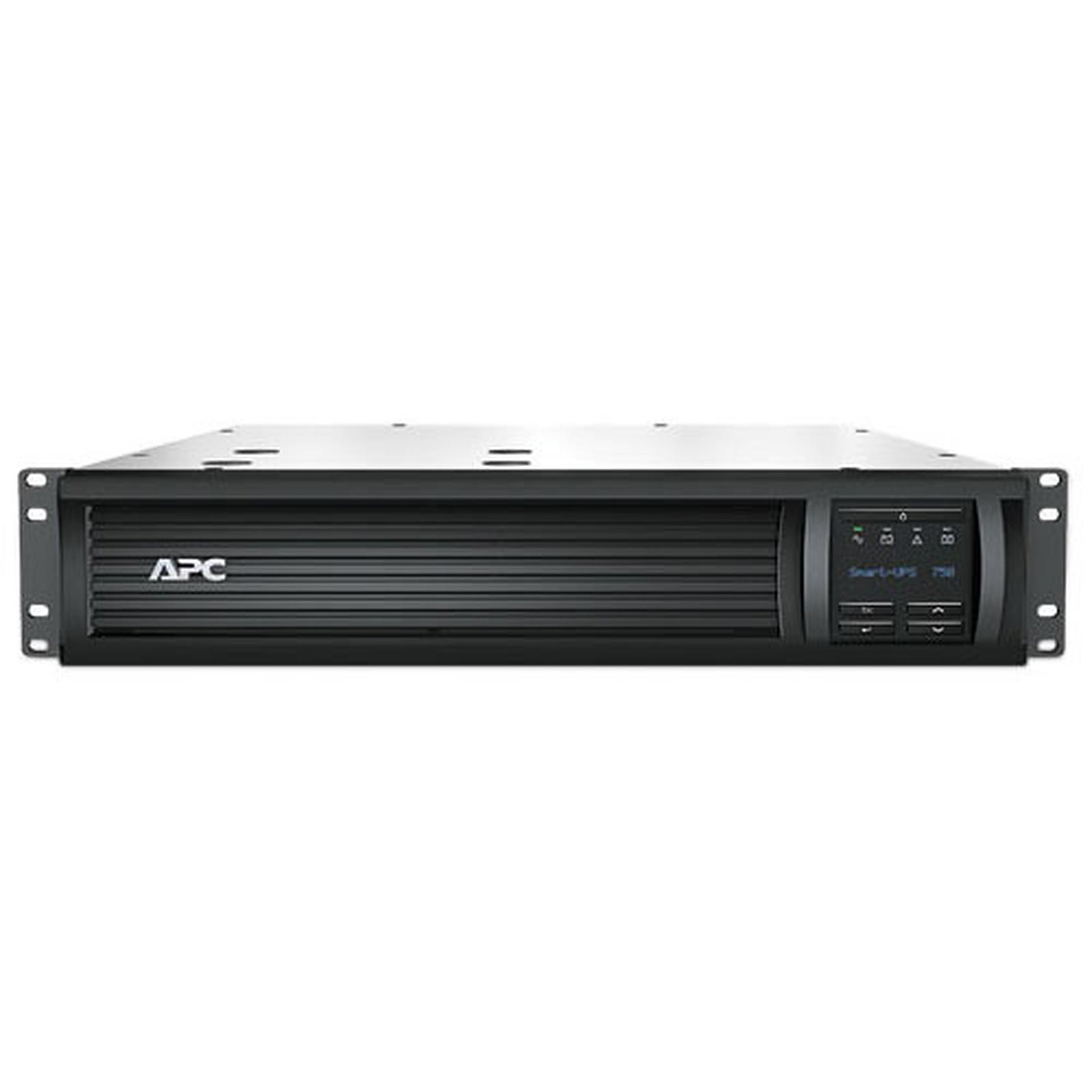 APC Smart-UPS Rack-Mount 750VA LCD 230V