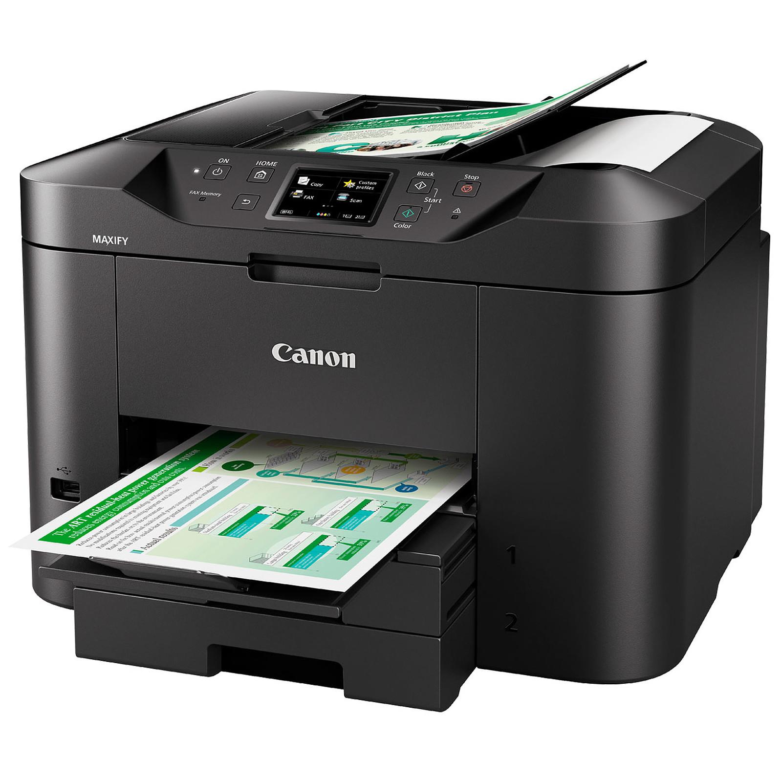 canon maxify mb2755 imprimante multifonction canon sur. Black Bedroom Furniture Sets. Home Design Ideas
