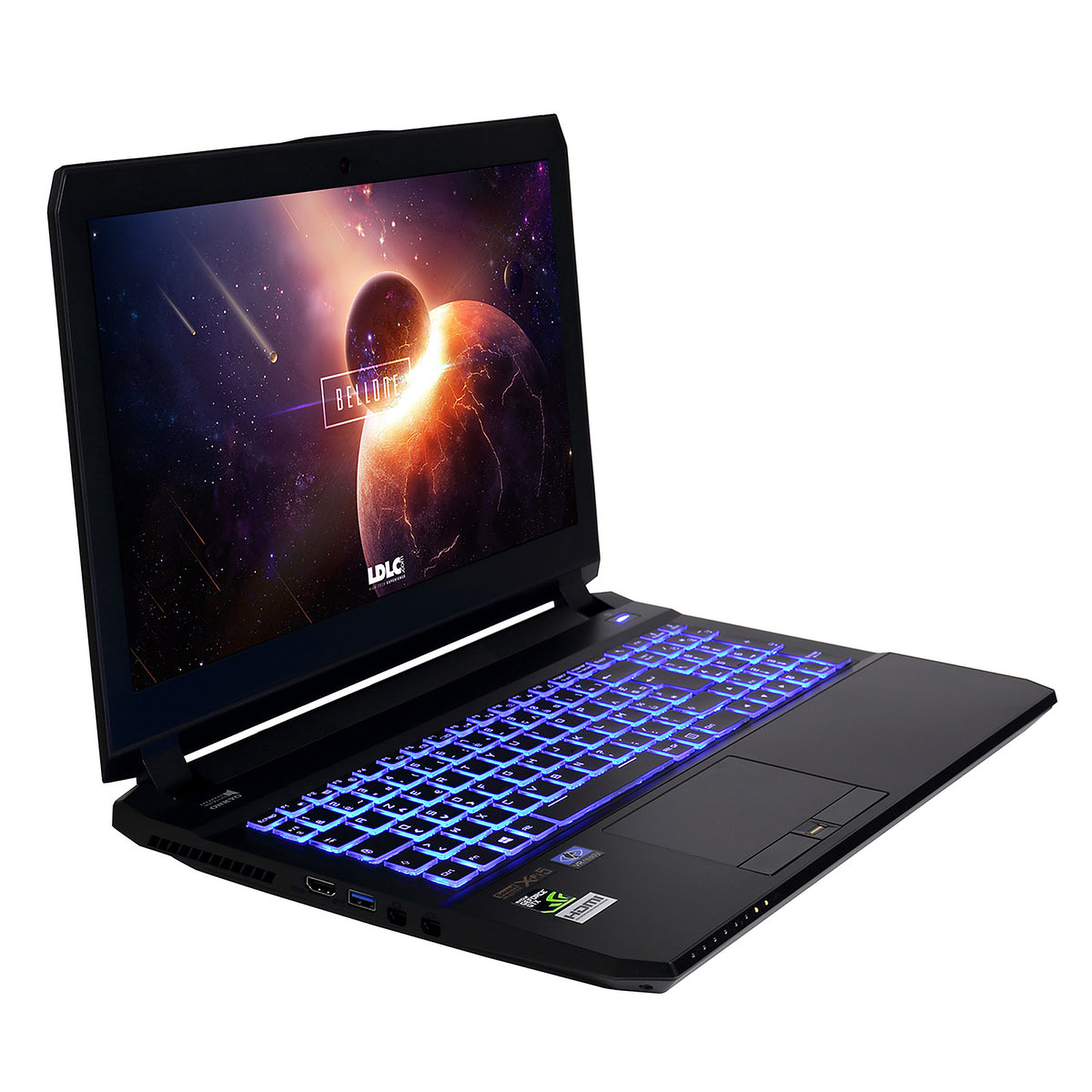 LDLC Bellone Z60A-I7-16-H20S10-P10