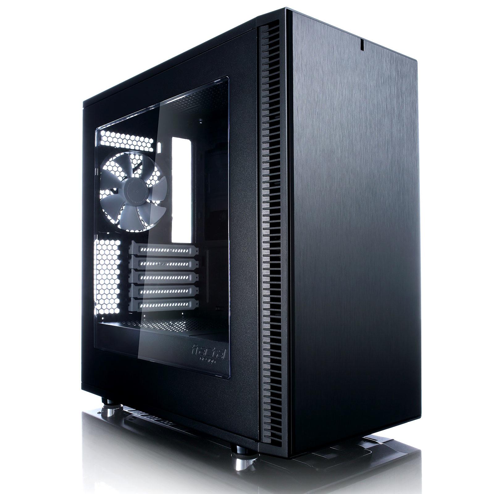 Fractal Design Define Mini C Window Negro