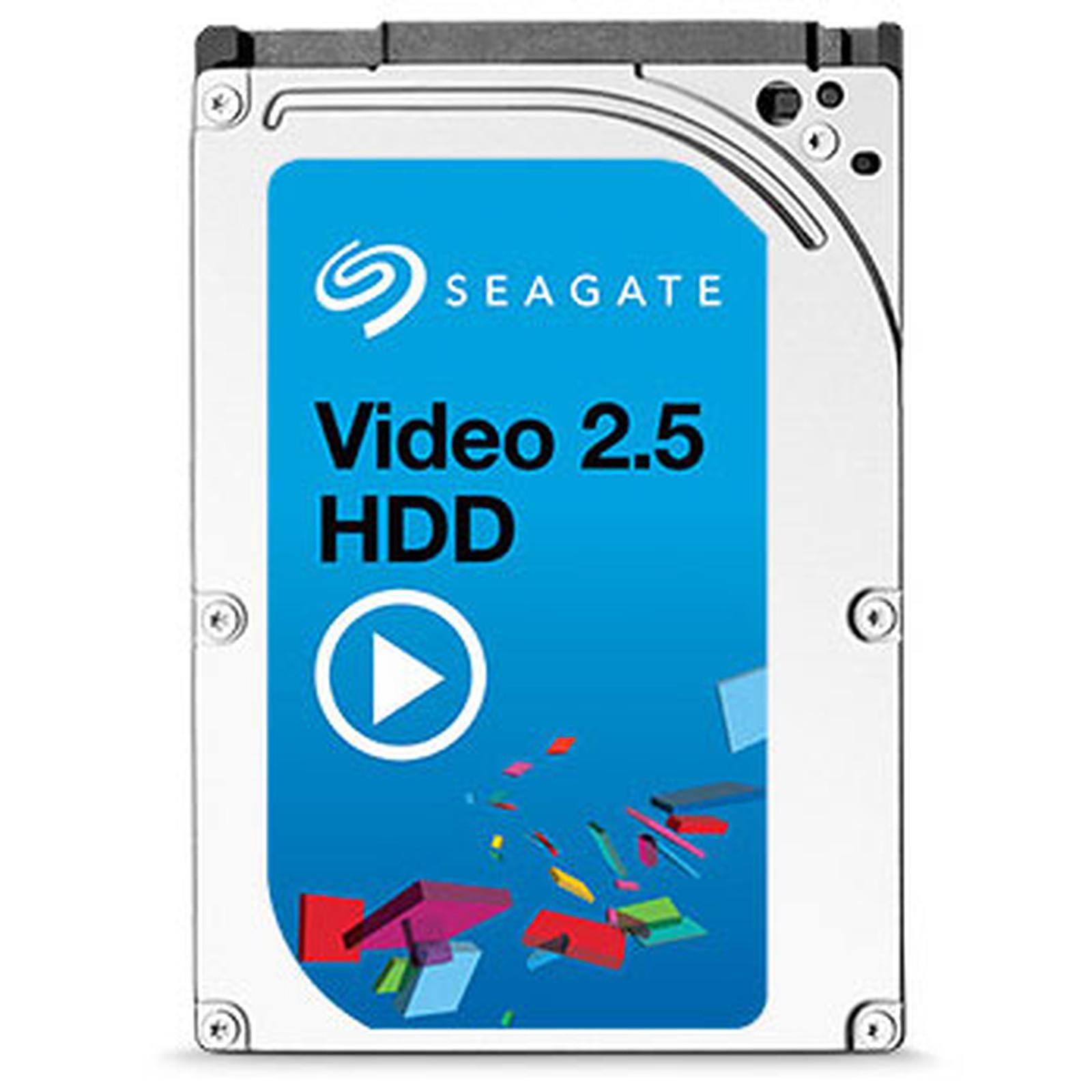Seagate Video 2.5 HDD 500 Go