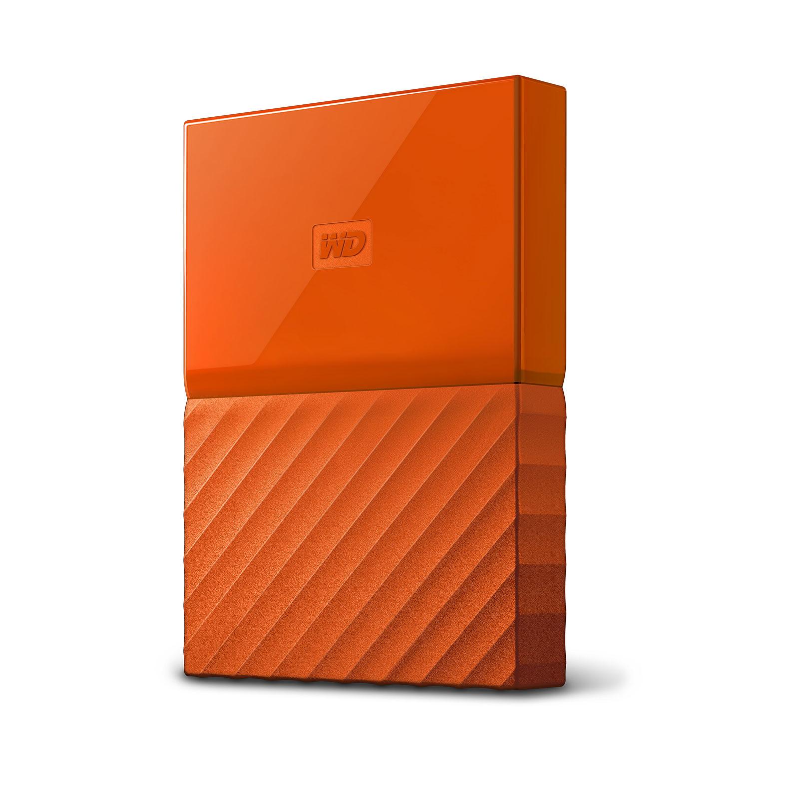 WD My Passport 1 To Orange (USB 3.0)