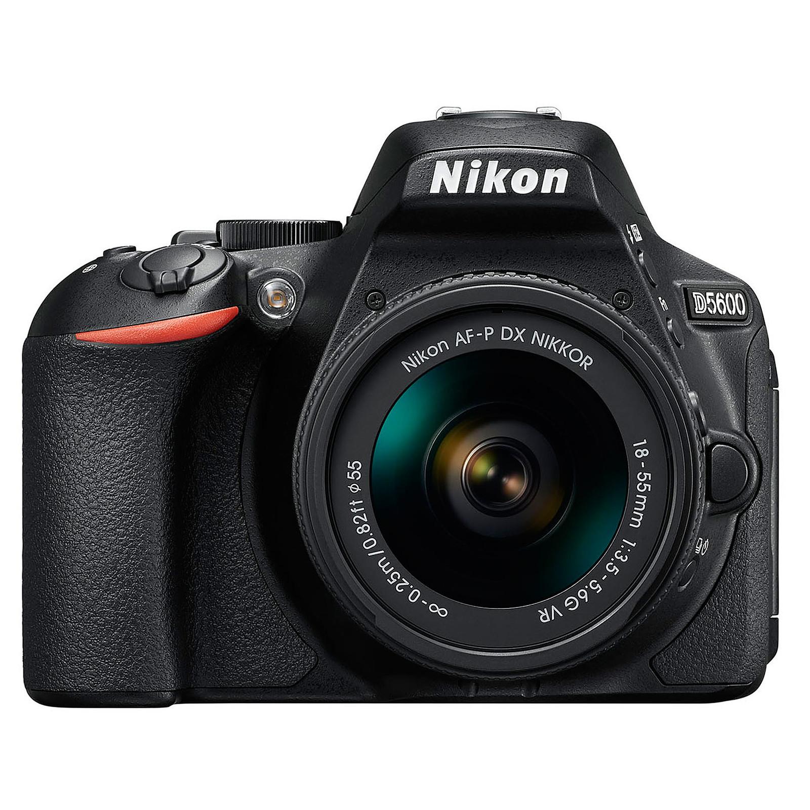 Nikon D5600 + AF-P DX NIKKOR 18-55mm VR