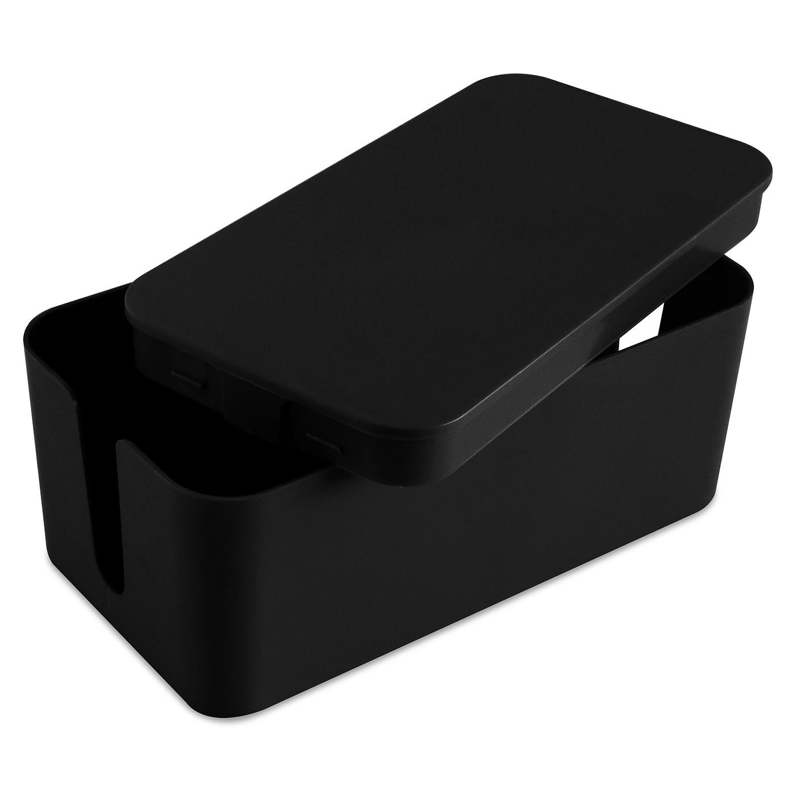 boite cache cable. Black Bedroom Furniture Sets. Home Design Ideas