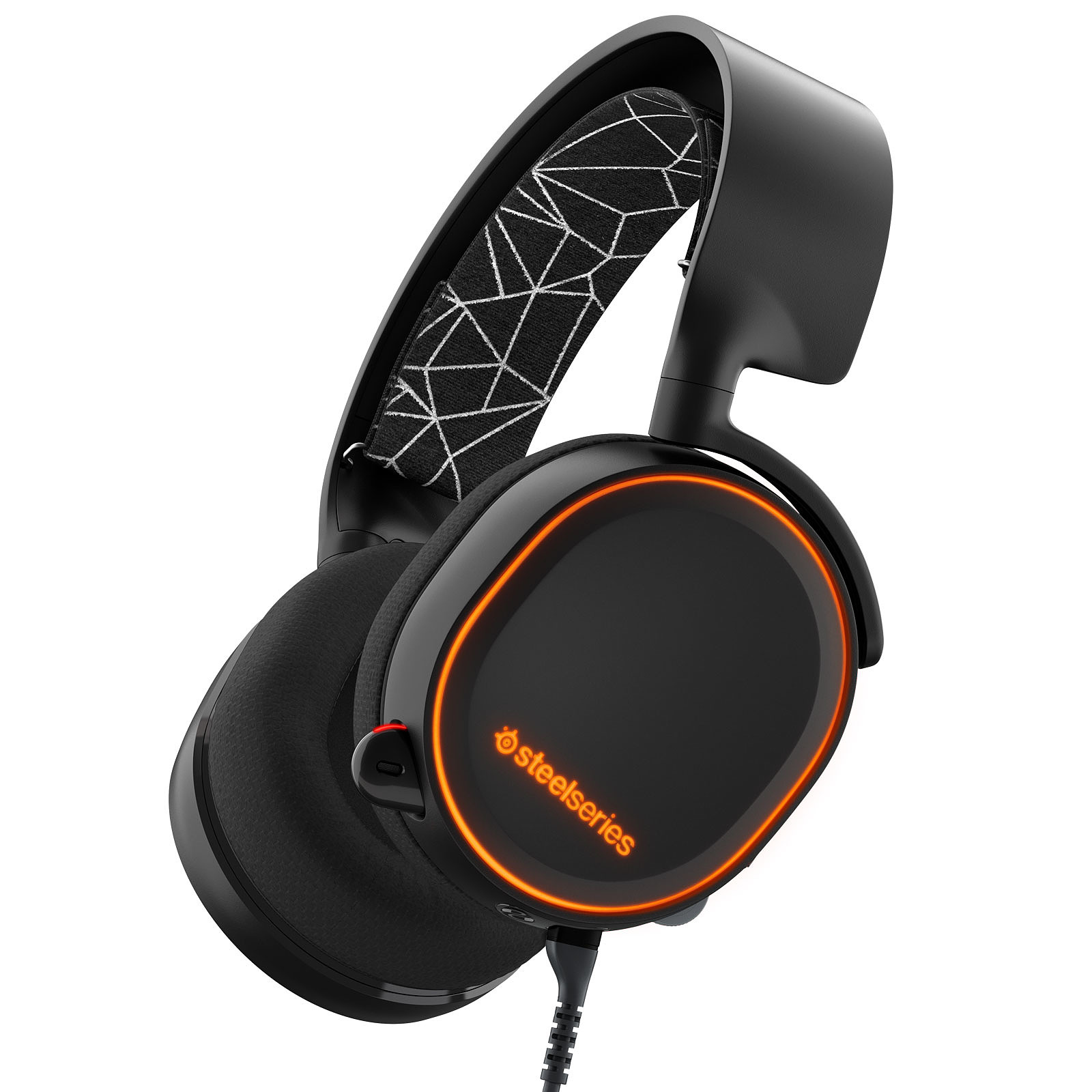SteelSeries Arctis 5 (noir)