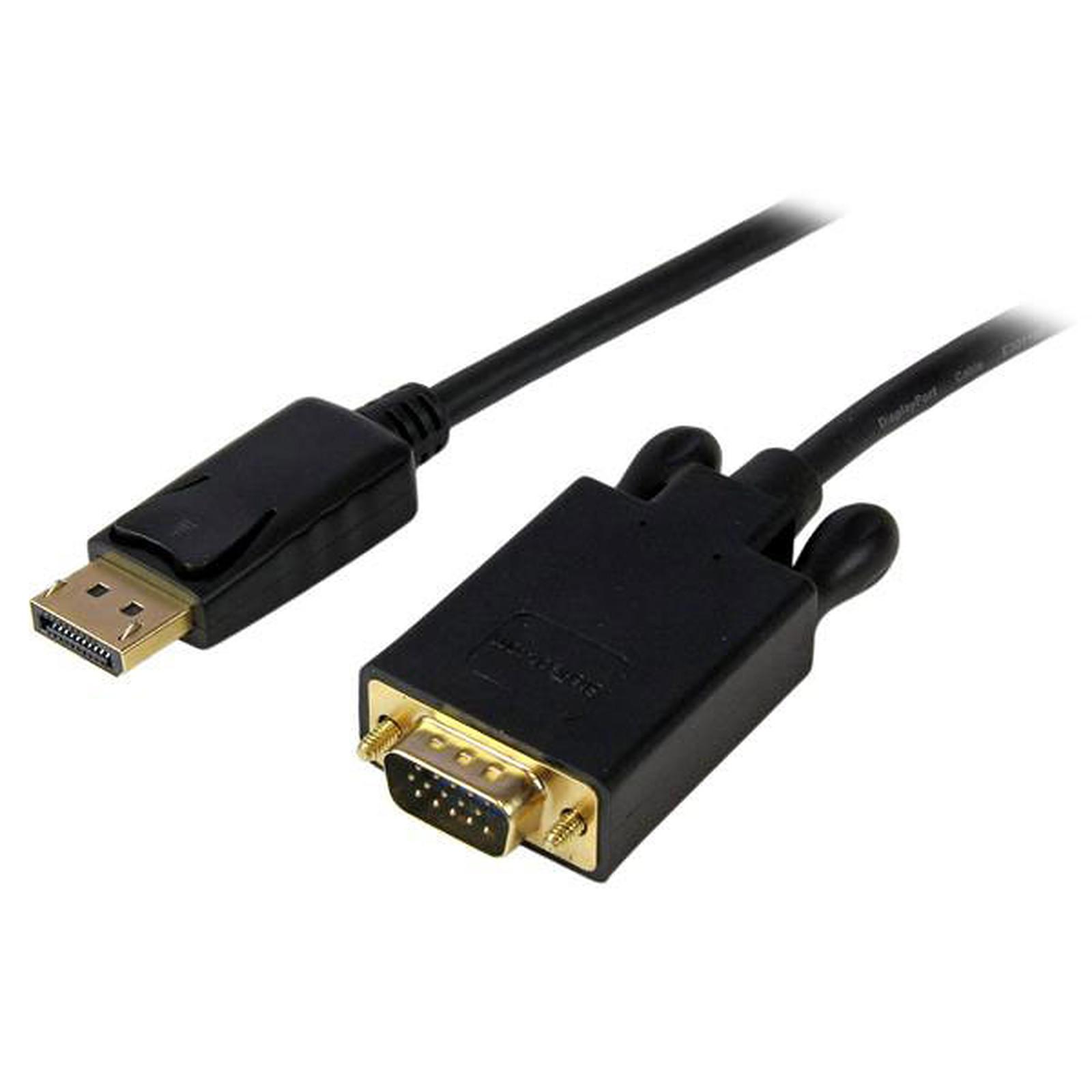 StarTech.com DP2VGAMM3B