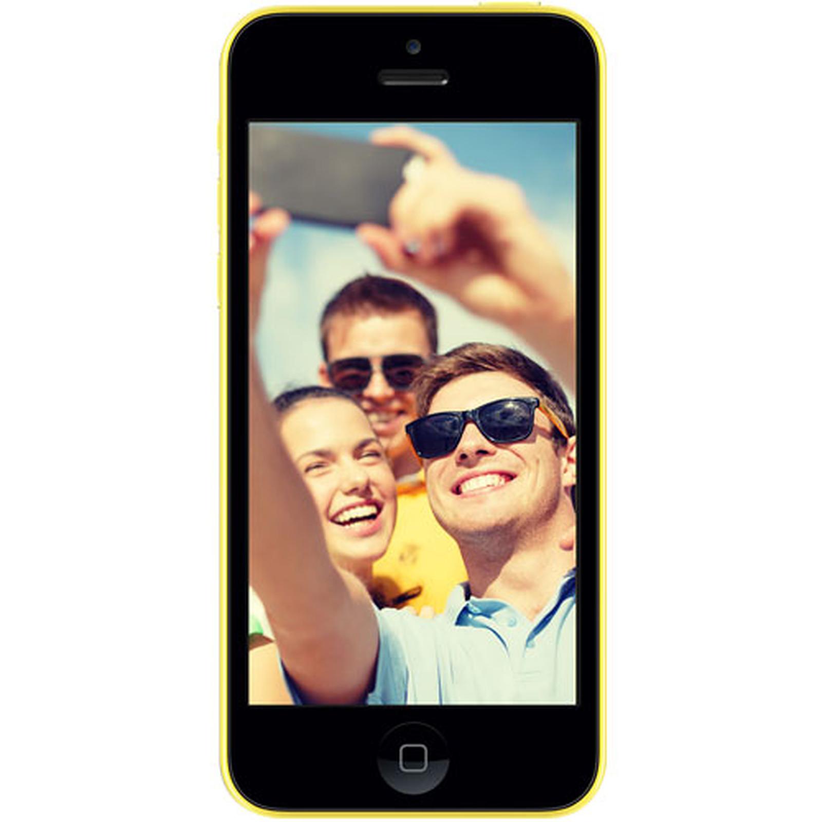 Again iPhone 5C 16 Go Jaune
