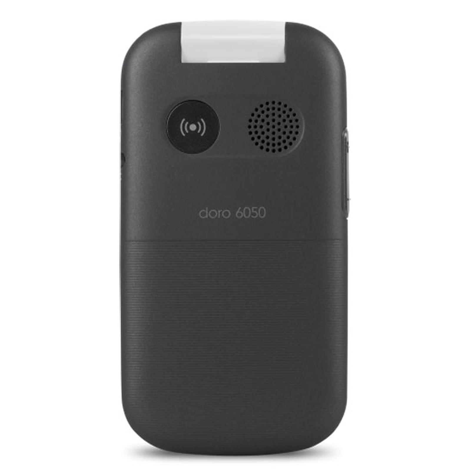 Doro 6050 Graphite Blanc - Mobile   smartphone Doro sur LDLC.com ce35fac4ae42