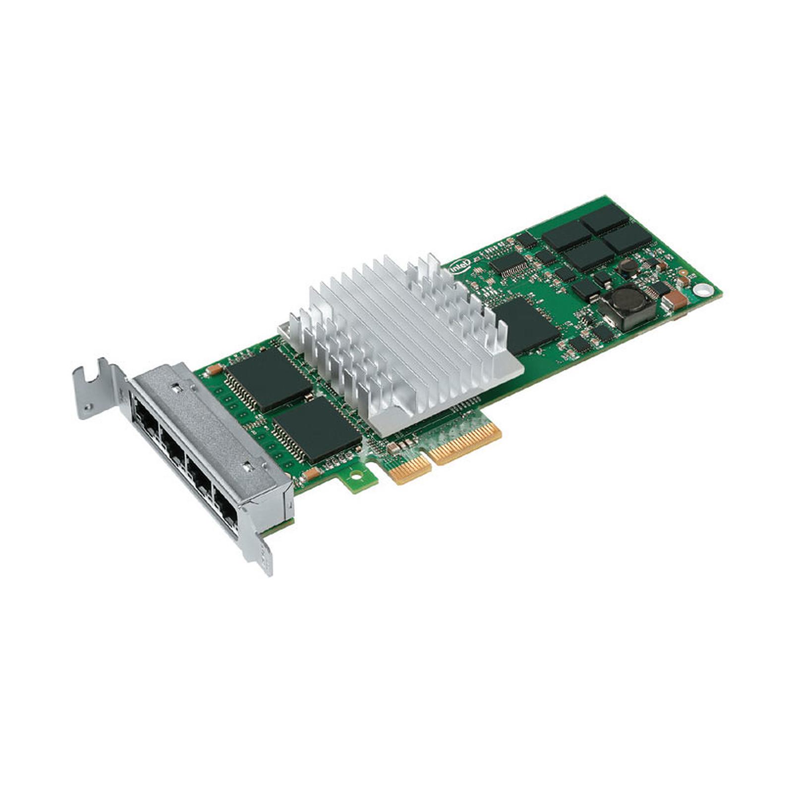 Intel PRO/1000 PT Quad Port Low Profile Server Adapter (bulk)