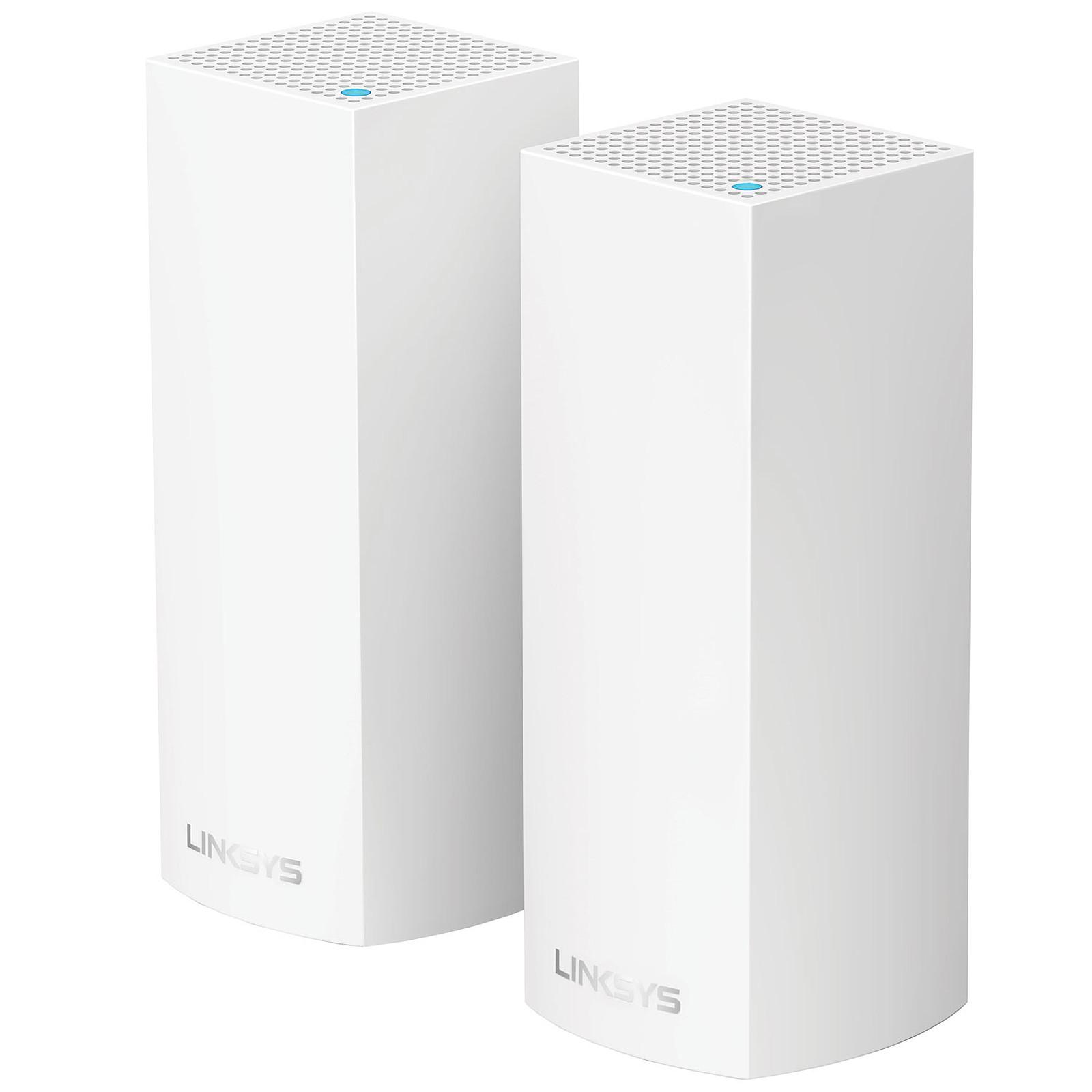 Linksys Velop Système Wi-Fi Multi-room (Pack de 2)