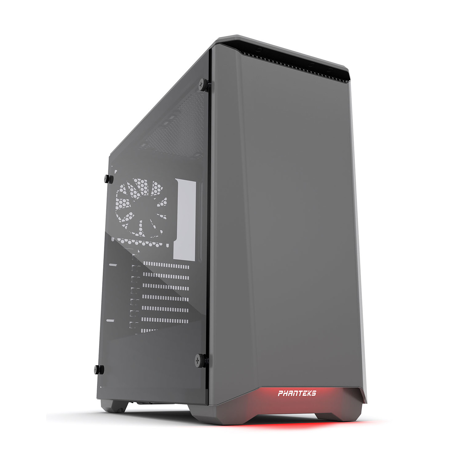 Phanteks Eclipse P400 Tempered Glass (Anthracite)