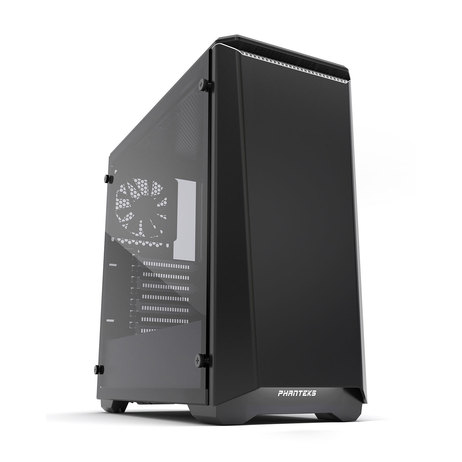 Phanteks Eclipse P400S Tempered Glass Special Edition (Noir/Blanc)