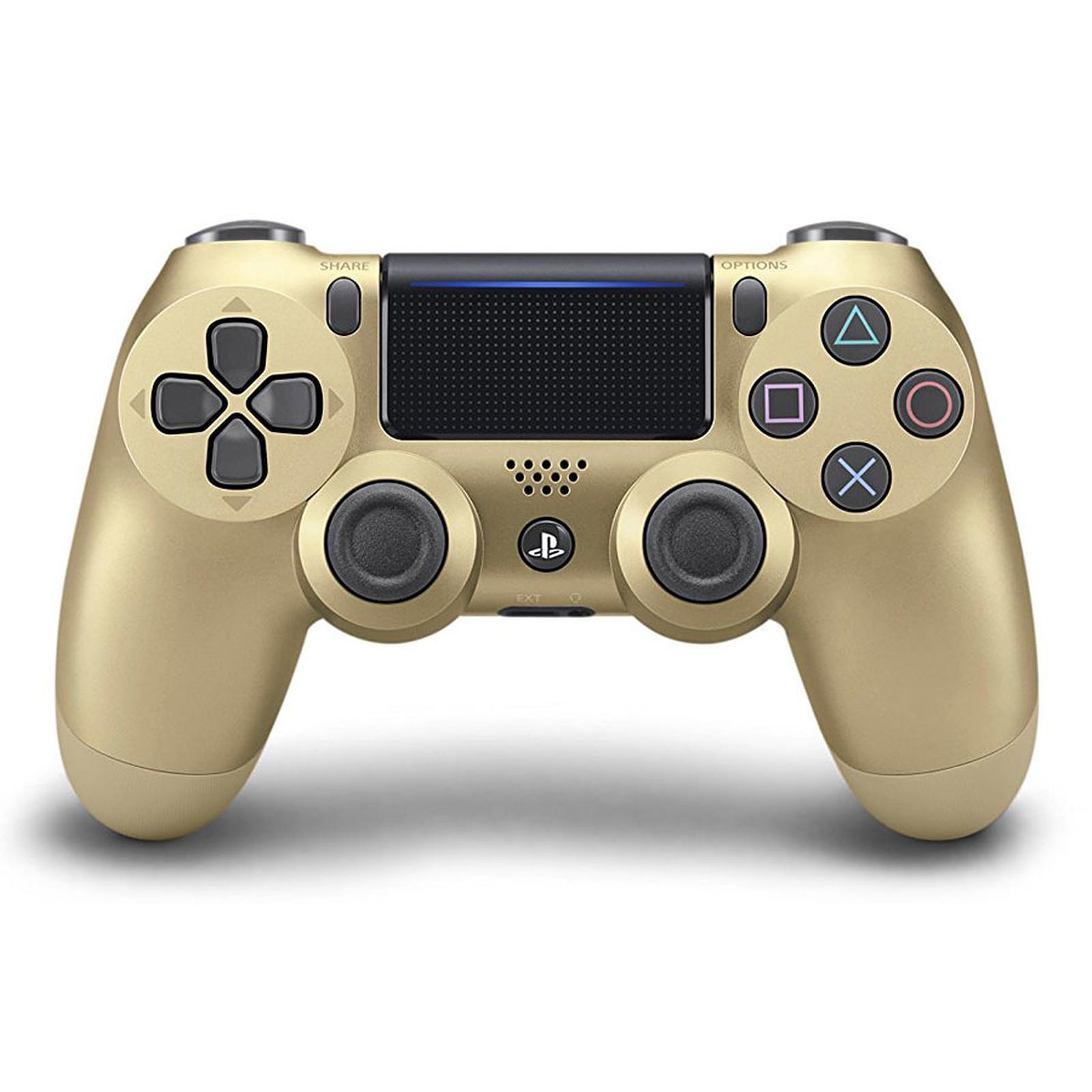 Sony DualShock 4 v2 (oro)