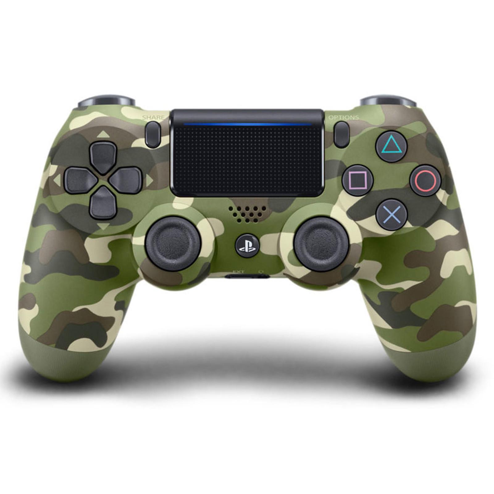 Sony DualShock 4 v2 (camouflage)