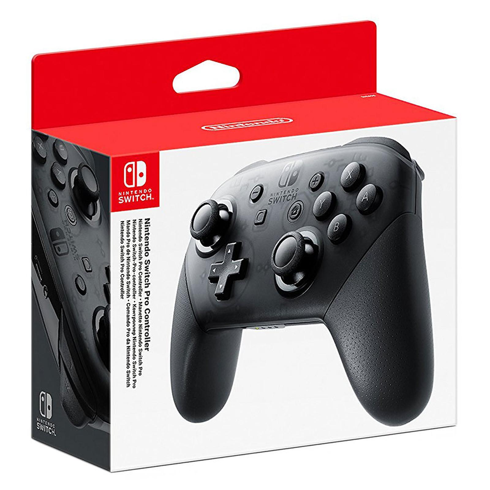 6523ec8259e Nintendo Switch Pro - Accessoires Nintendo Switch Nintendo sur LDLC.com