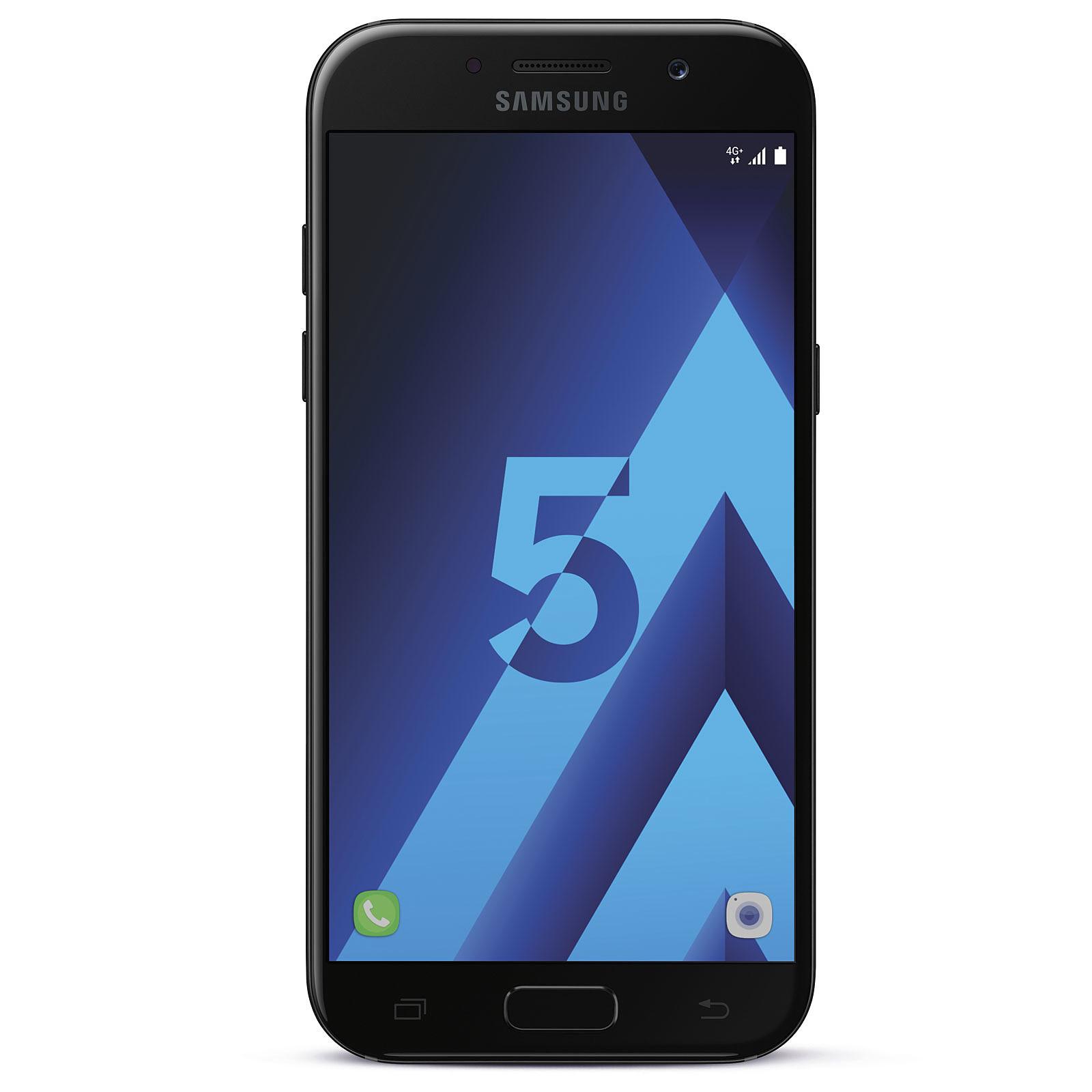 Samsung Galaxy A5 2017 negro