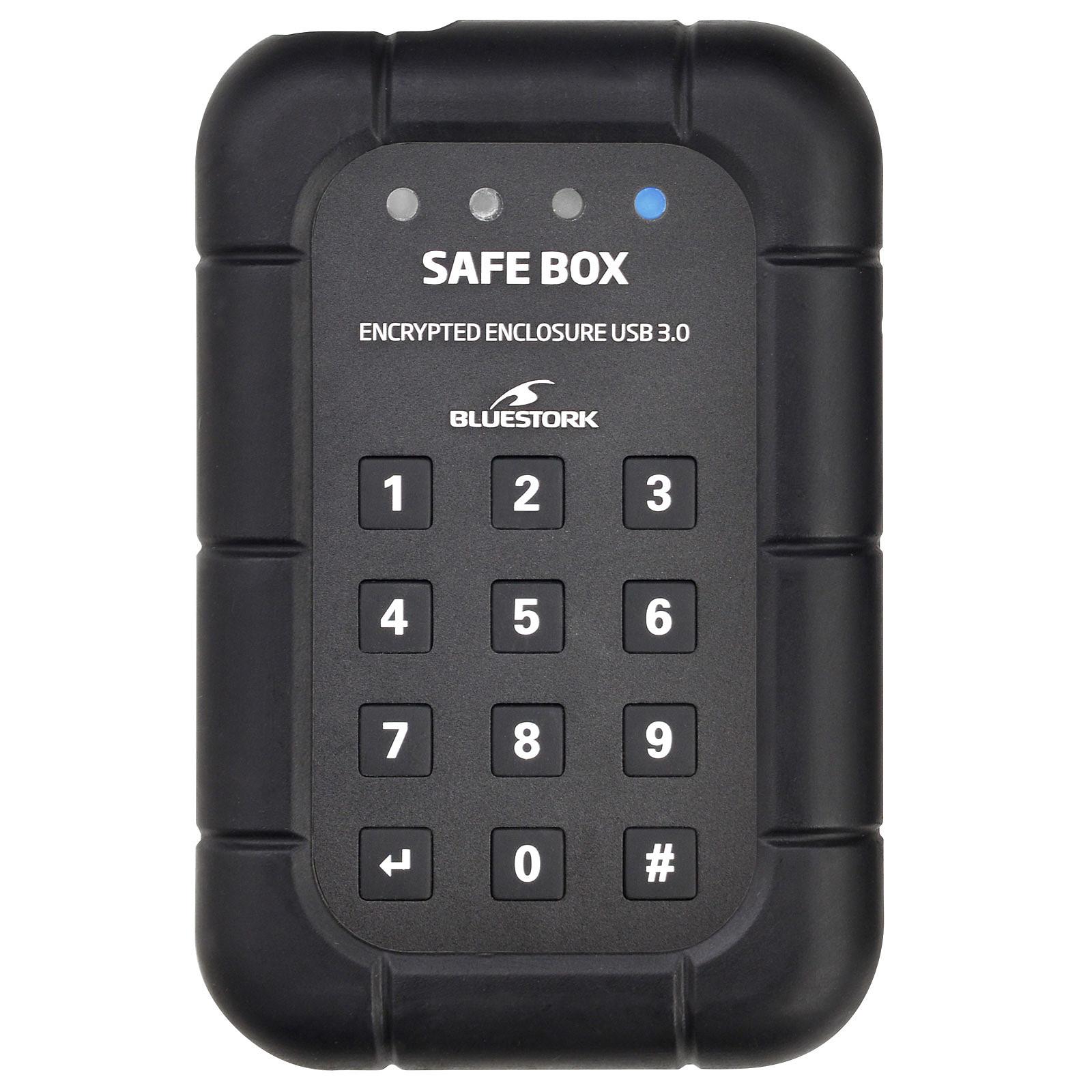 Bluestork Safe Box