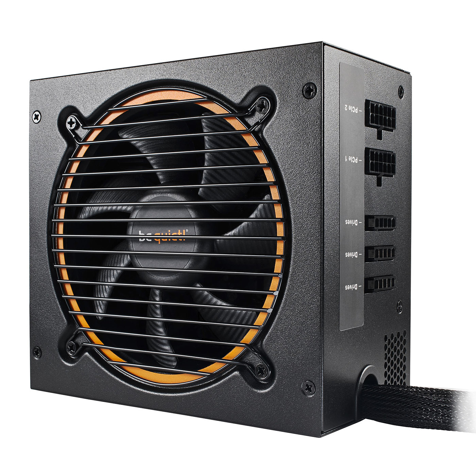 be quiet! Pure Power 10 Modulaire 500W 80PLUS Silver