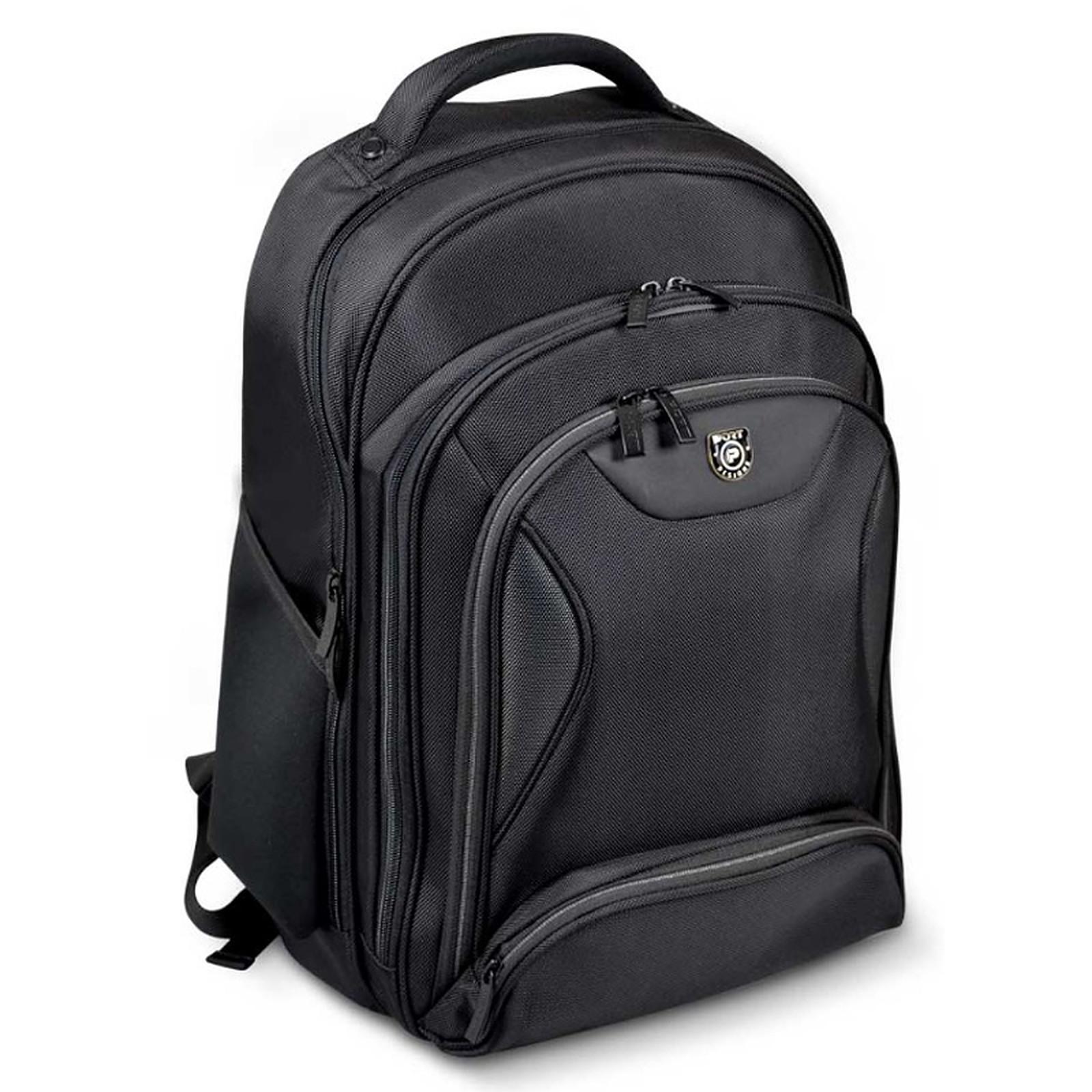e4380e2355 PORT Designs Manhattan Backpack 17.3'' Sac à dos pour ordinateur portable  (jusqu' ...