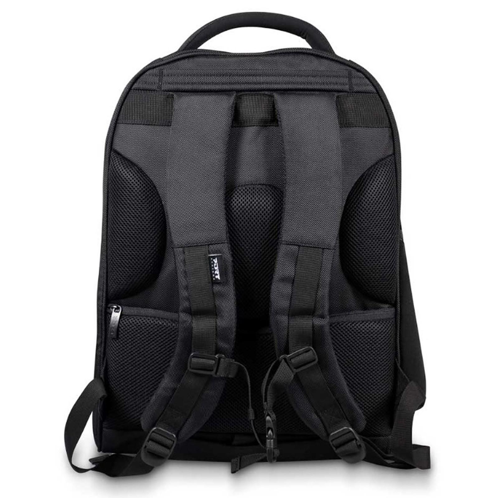 d8089ed136 PORT Designs Manhattan Backpack 17.3'' - Sac, sacoche, housse PORT ...