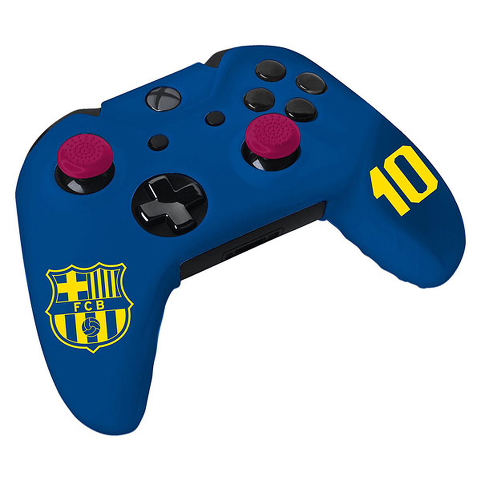Subsonic Kit pour Manette Xbox One - FC Barcelone