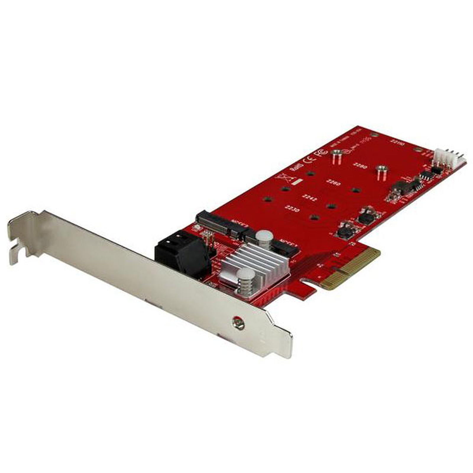 StarTech.com PEXM2SAT3422