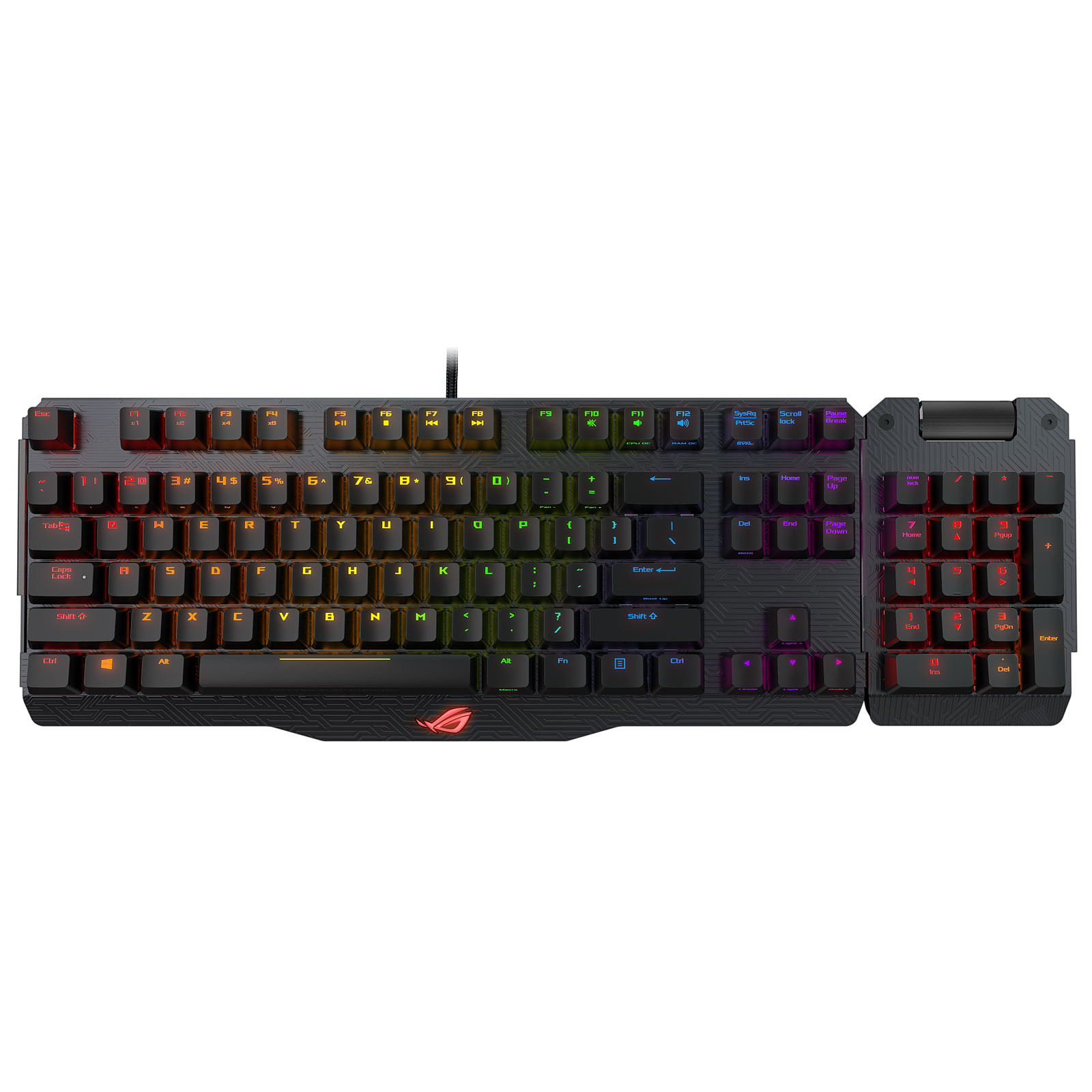 ASUS ROG Republic of Gamers Claymore (MX Red)