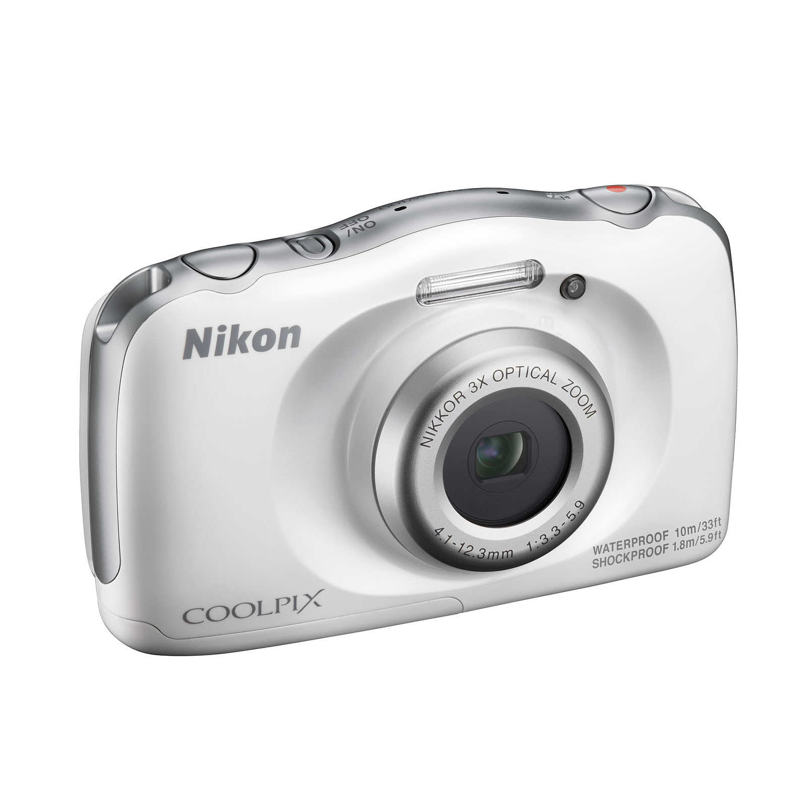 Nikon Coolpix W100 Blanc