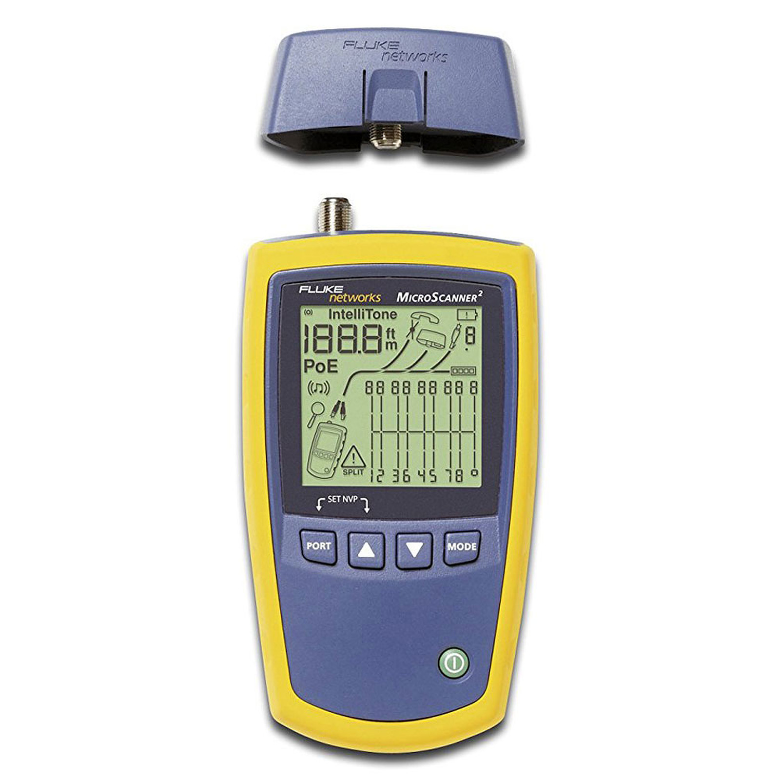 Fluke MicroScanner² Cable Verifier Kit
