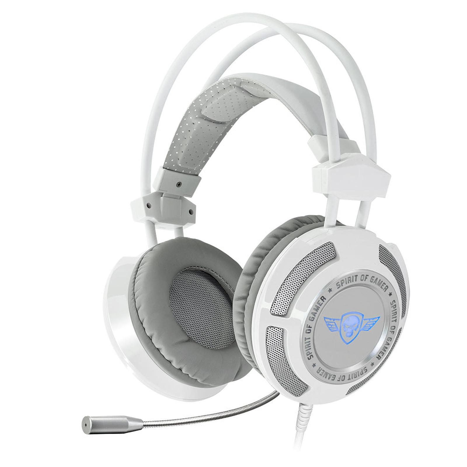 Spirit of Gamer Elite-H70 Blanco