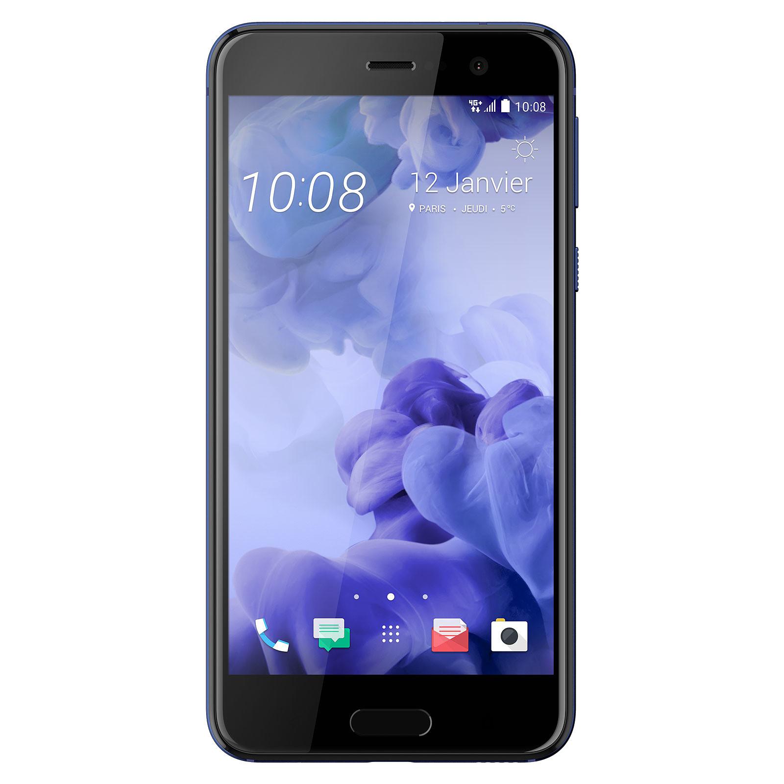 HTC U Play Azul