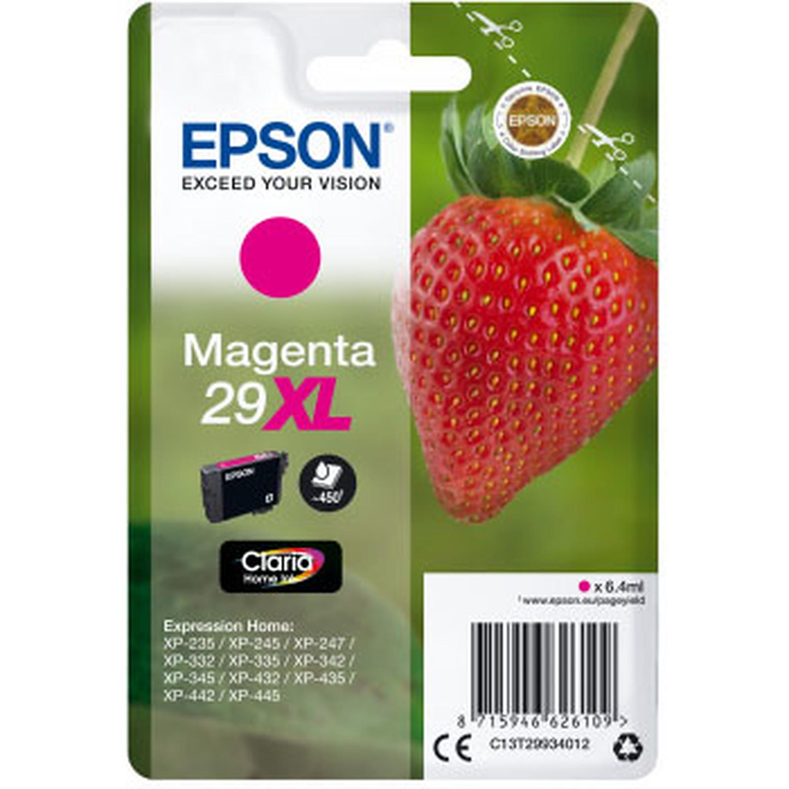 Epson Fraise 29XL Magenta
